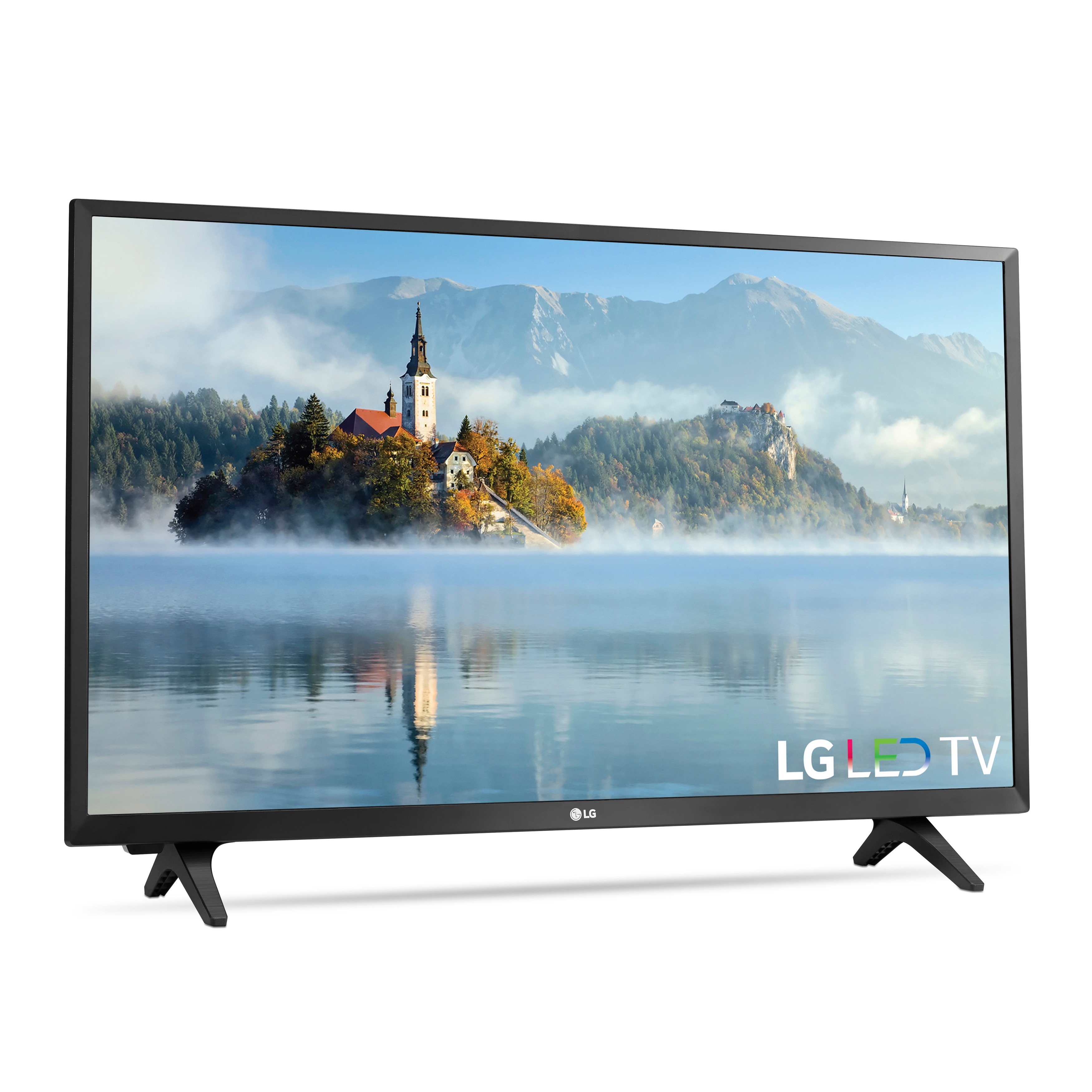 Shop LG 32-inch Class LED 32LJ500B Television - Free Shipping Today - Overstock - 14769771