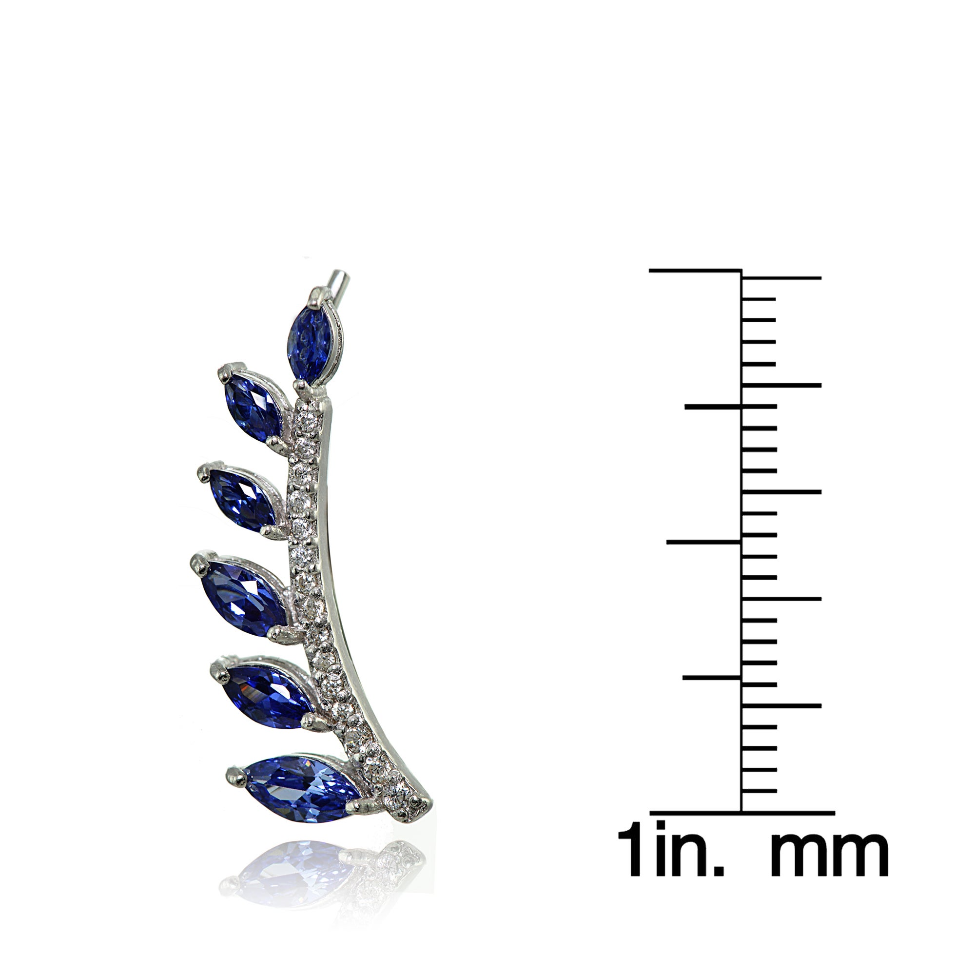 earrings diamond gold tanzanite product drop white vr parvinu