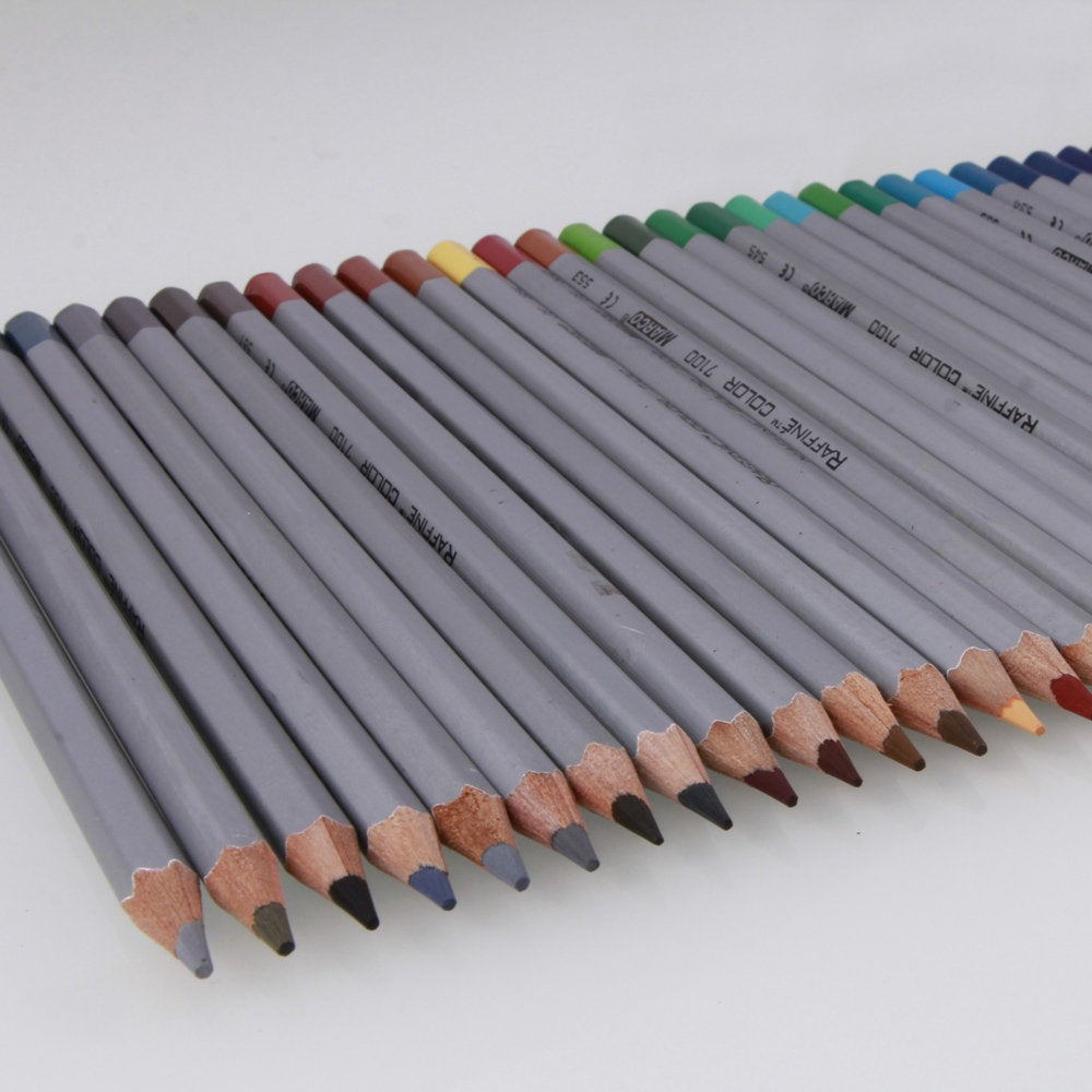 shop 7100 48 marco fine art 48 colored drawing pencils free