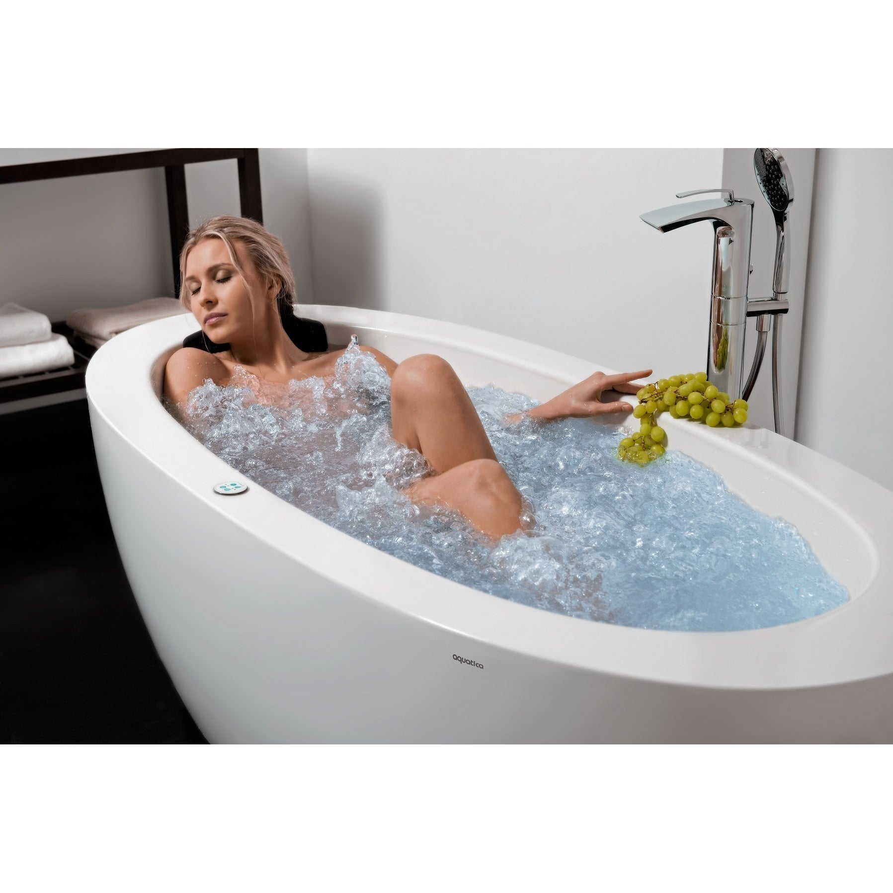Aquatica Purescape 174B Relax Air Massage Bathtub - Free Shipping ...
