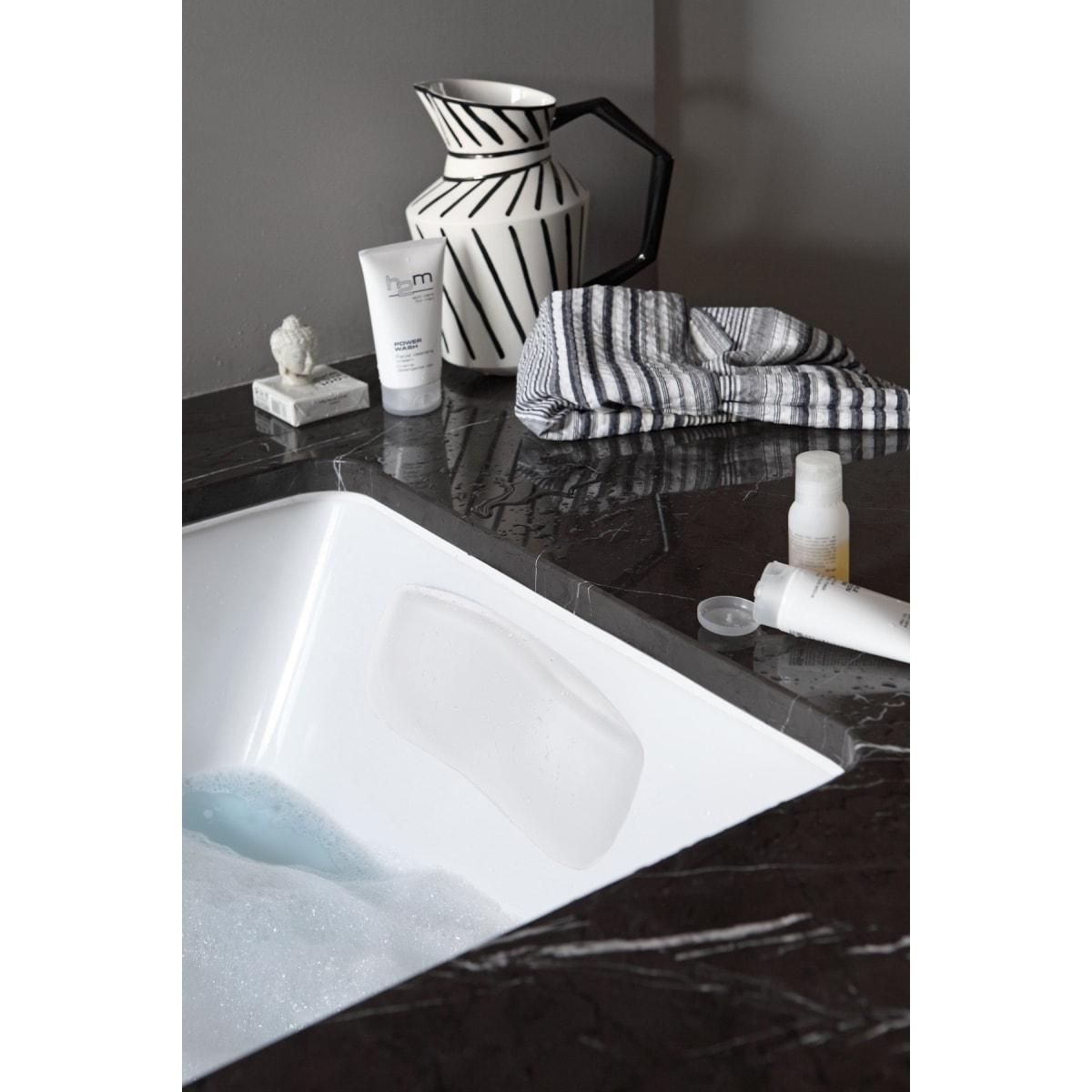 Shop Aquatica Vanilla Bath Headrest - Free Shipping Today ...