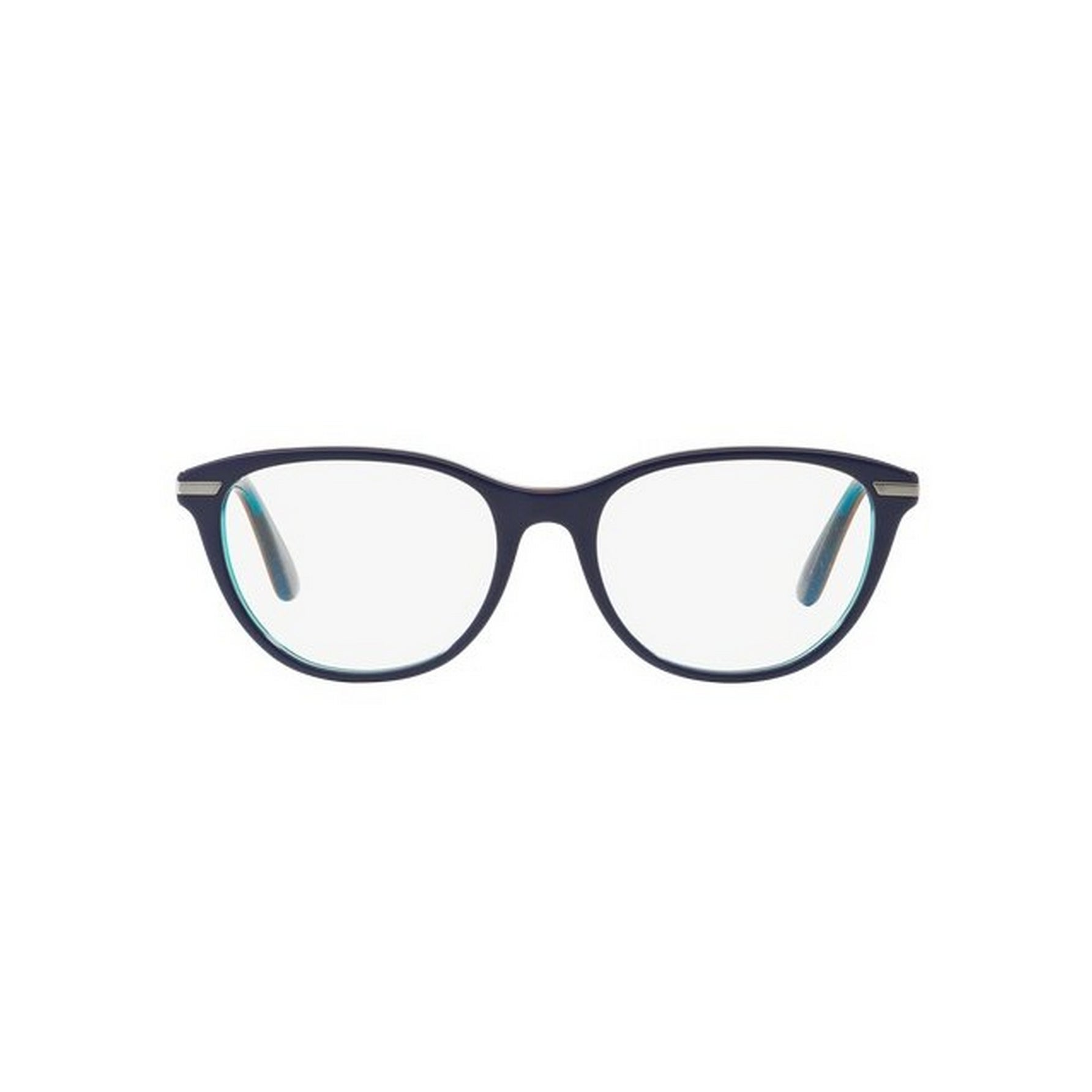 3259a4eba40 Shop Vogue Women s VO2937 2278 51 Oval Plastic Blue Clear Eyeglasses - Free  Shipping Today - Overstock.com - 14778970