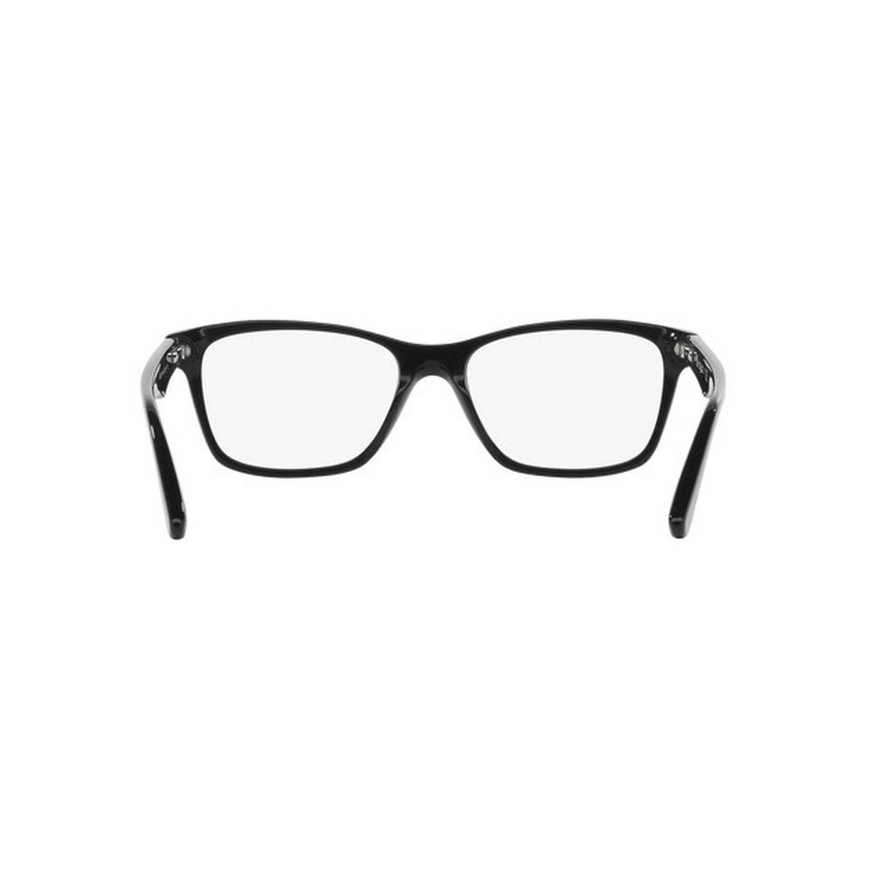 a3ee64d0b5 Shop Vogue Women s VO2787 W44 51 Square Plastic Black Clear Eyeglasses -  Free Shipping Today - Overstock.com - 14779051