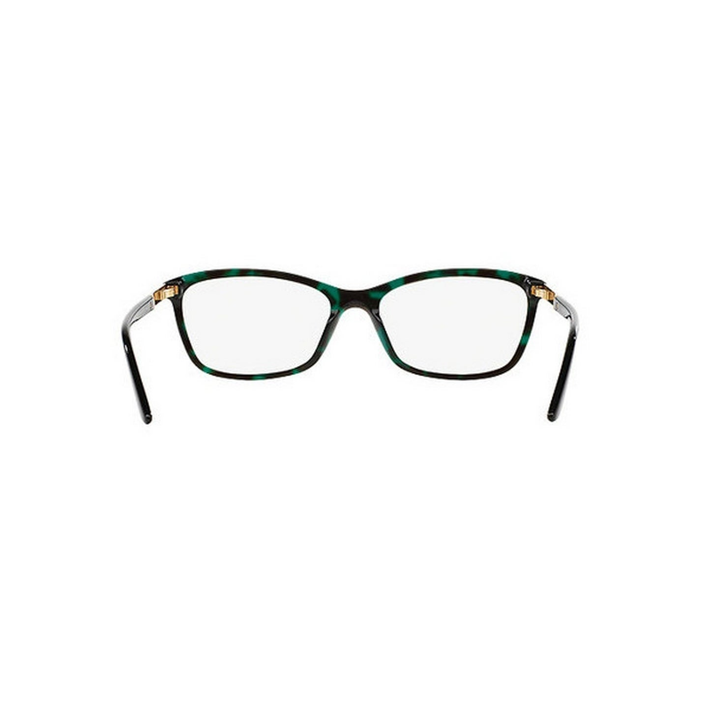 d8575ffc0bc6 Shop Versace Women s VE3186 5076 52 Cateye Metal Plastic Green Clear  Eyeglasses - Free Shipping Today - Overstock - 14779960