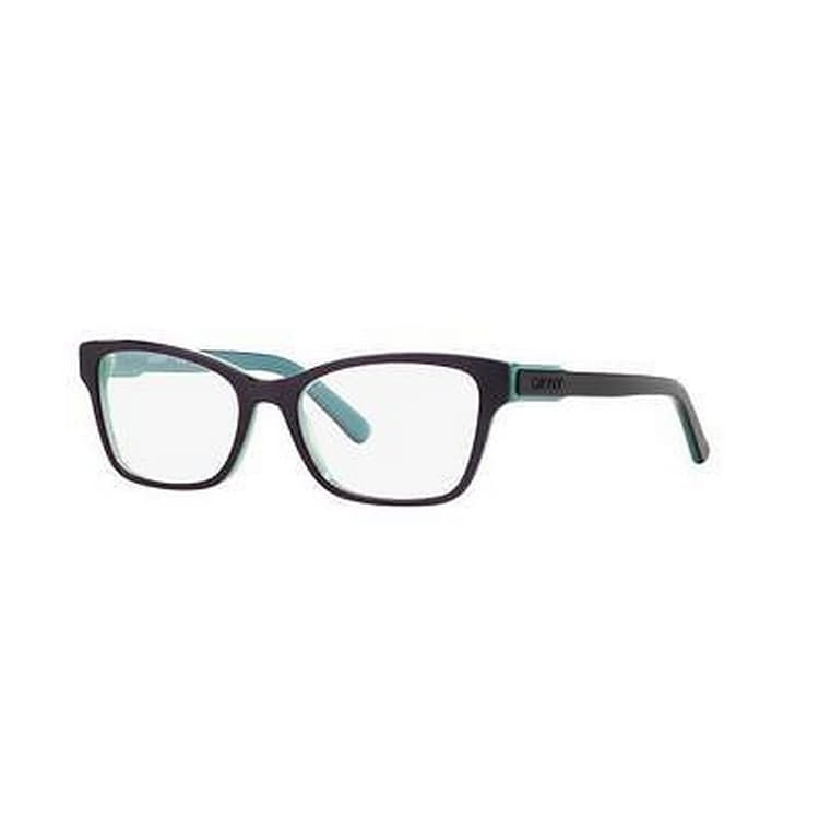 de7cddc9178 Shop Donna Karan DKNY Women s DY4650 3655 51 Square Plastic Purple Clear  Eyeglasses - Free Shipping Today - Overstock - 14780032
