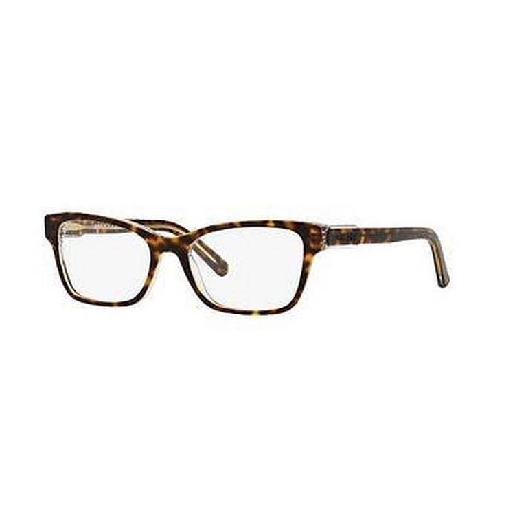8a5c88bb598 Shop Donna Karan DKNY Women s DY4650 3638 53 Square Plastic Purple Clear  Eyeglasses - Free Shipping Today - Overstock.com - 14780036