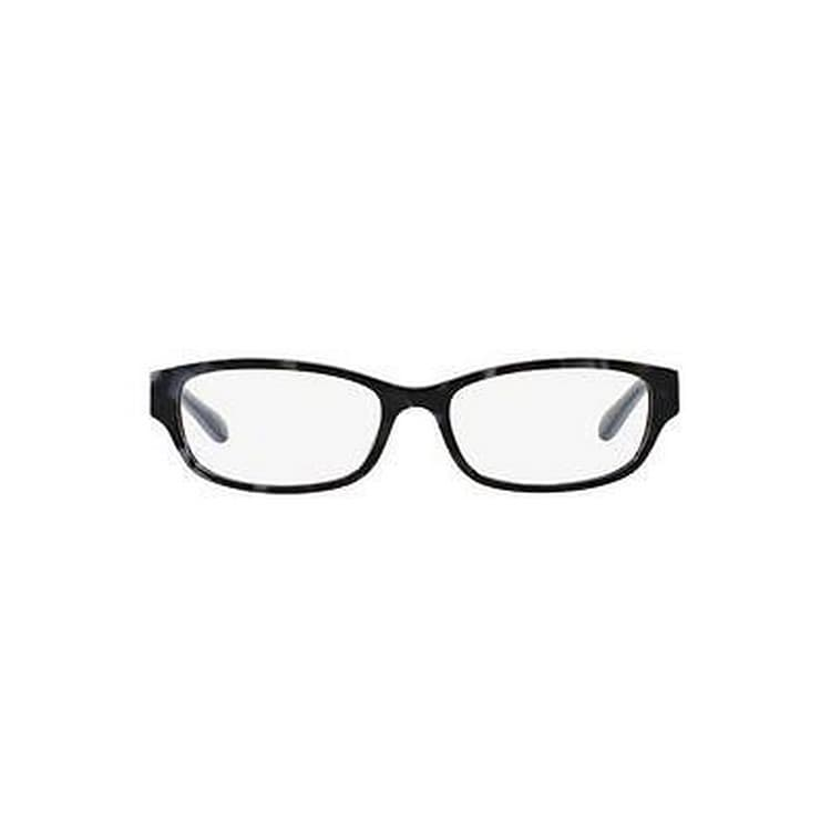 087bf3b644e Shop Tory Burch Women s TY2055 1476 53 Rectangle Plastic Havana Clear  Eyeglasses - Free Shipping Today - Overstock - 14780316