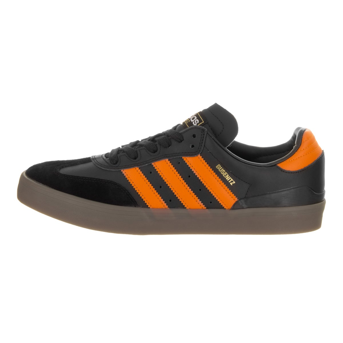 186fb8994a956 Adidas Men's Busenitz Vulc Samba Edition Black Skate Shoe