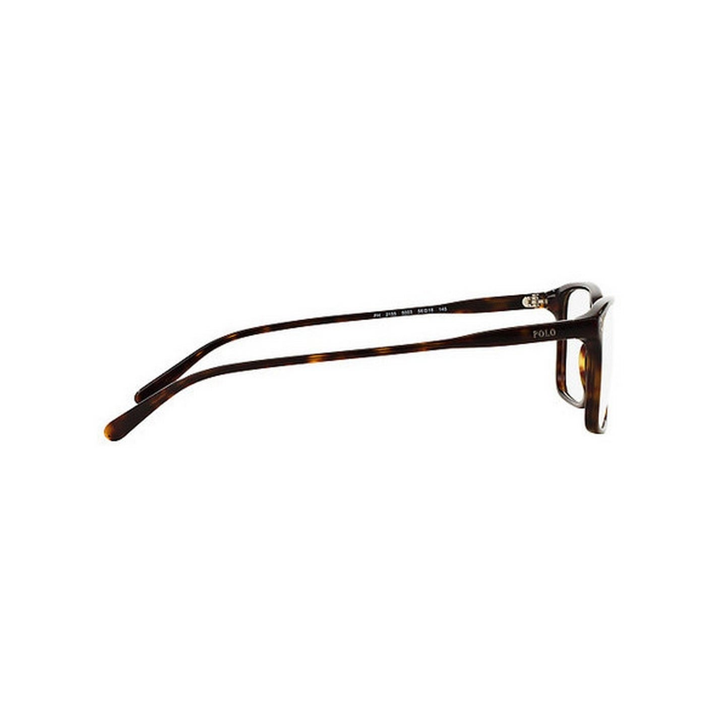 44783e033e58 Shop Polo by Ralph by Ralph Lauren Lauren Men's PH2155 5003 54 Rectangle  Plastic Havana Clear Eyeglasses - 53 mm Havana - Free Shipping Today -  Overstock - ...