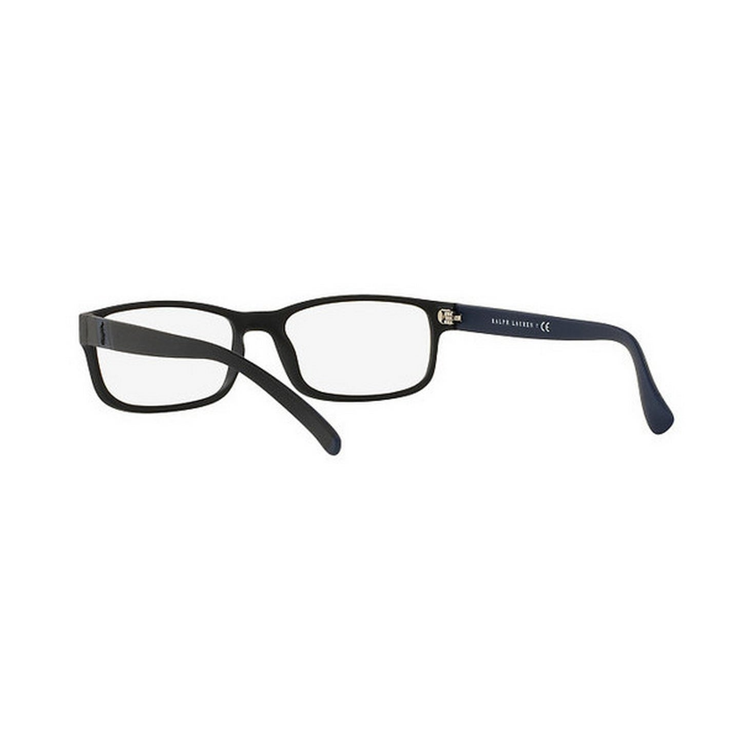 Men's Rectangle 56 Ralph Polo Black Ph2154 By Eyeglasses Plastic Lauren 5284 Clear Rjc5LqA43S