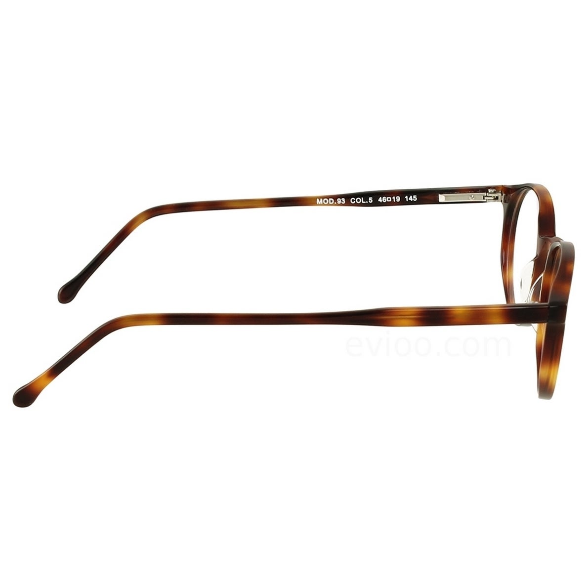 1ebca10f2e3 Shop Polo by Ralph by Ralph Lauren Lauren Men s PH2083 5260 46 Round  Plastic Black Clear Eyeglasses - Free Shipping Today - Overstock - 14786178