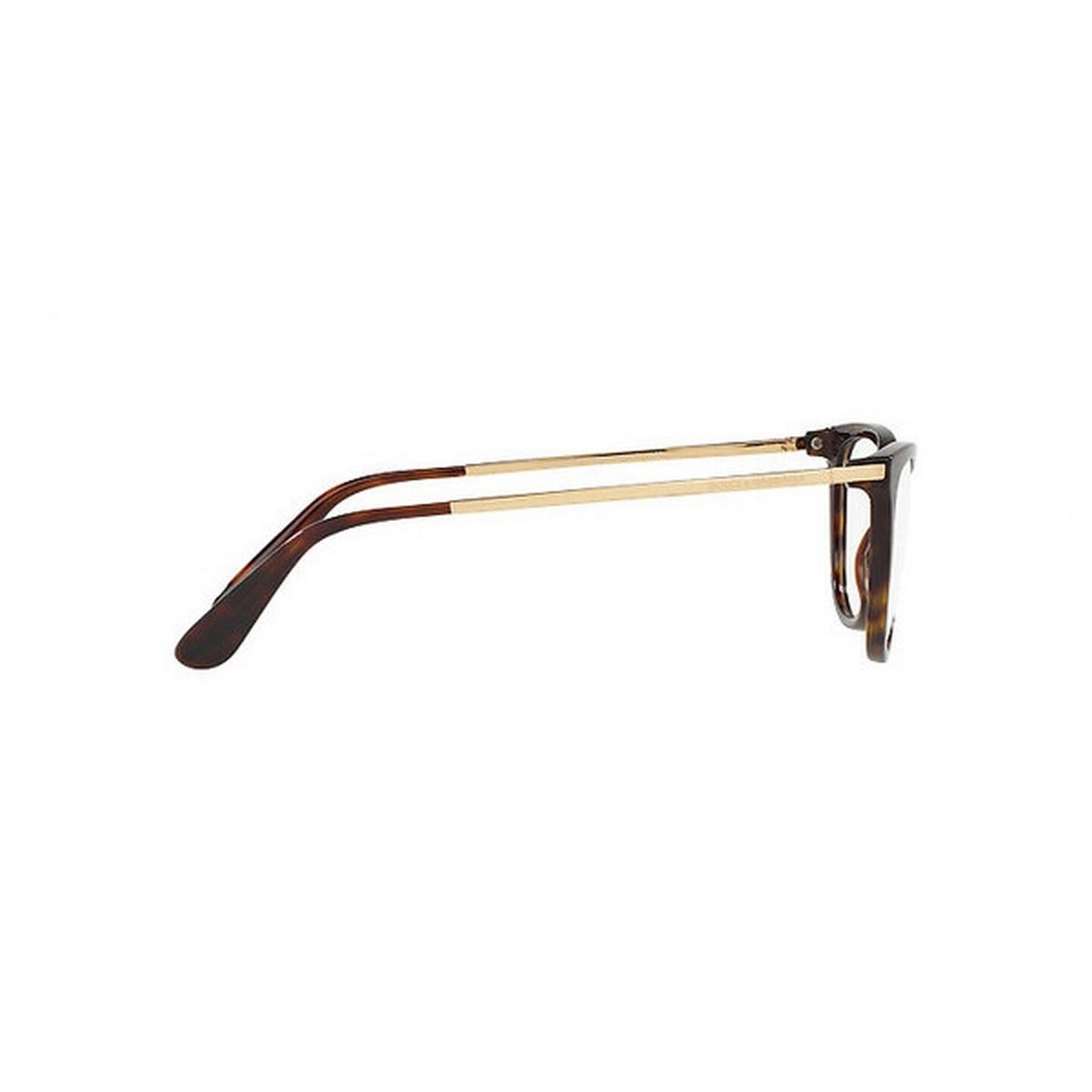 c138fe8a1c2 Shop Dolce   Gabbana Women s DG3258 502 54 Cateye Plastic Havana Clear  Eyeglasses - Free Shipping Today - Overstock - 14791058