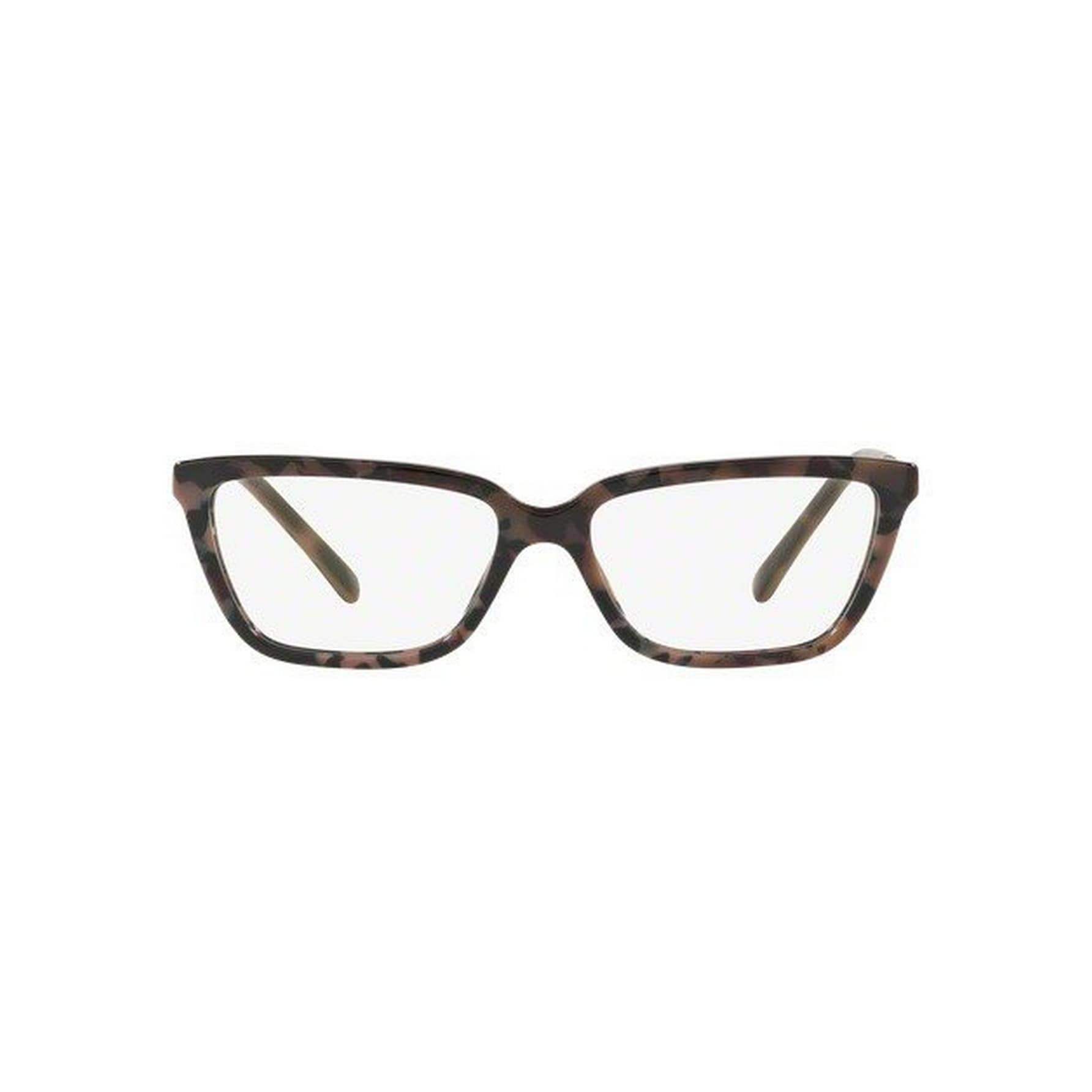 543e53290a Shop Burberry Women s BE2246F 3624 53 Cateye Metal Plastic Brown Clear  Eyeglasses - Free Shipping Today - Overstock - 14799509