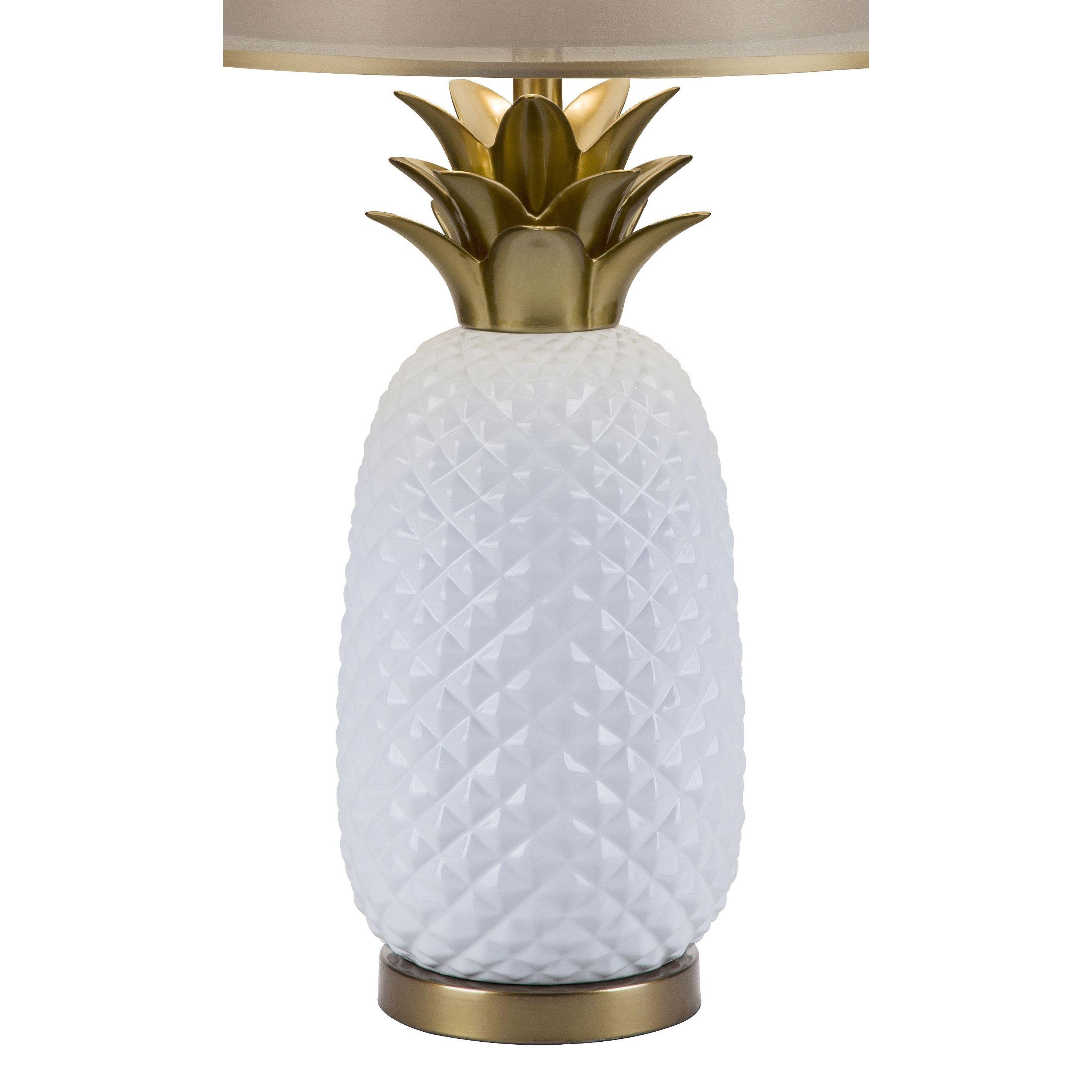 table and mosaic lamp inch glass circulator base speed walmart decobreeze oscillating com fan ip style tiffany pineapple shaped