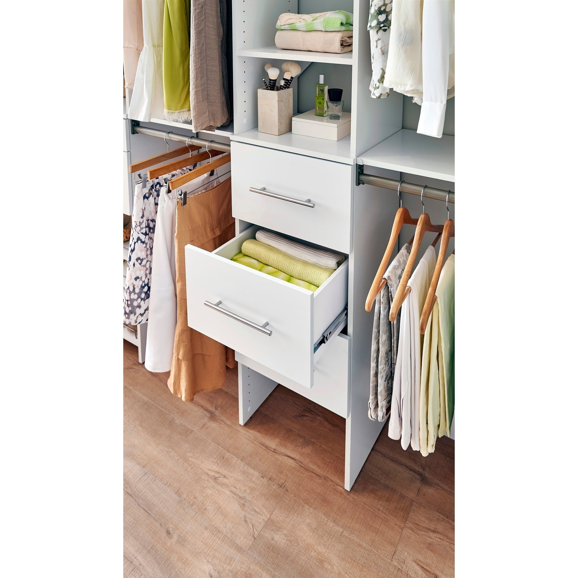 Shop ClosetMaid SuiteSymphony Modern 16 X 10 Inch Drawer   Free Shipping On  Orders Over $45   Overstock.com   14803771