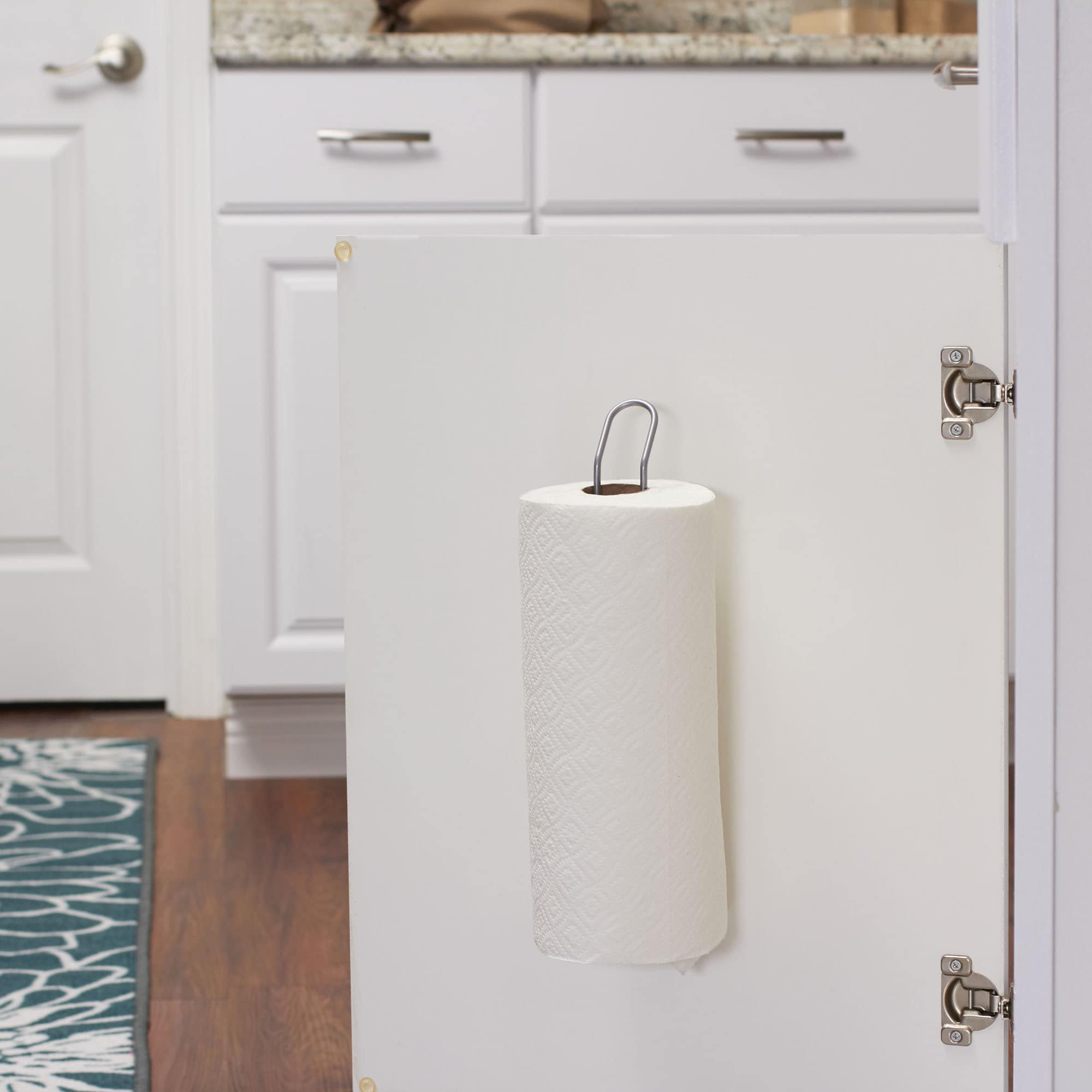 Cabinet Door Paper Towel Holder Free Shipping On Orders Over 45 14822453