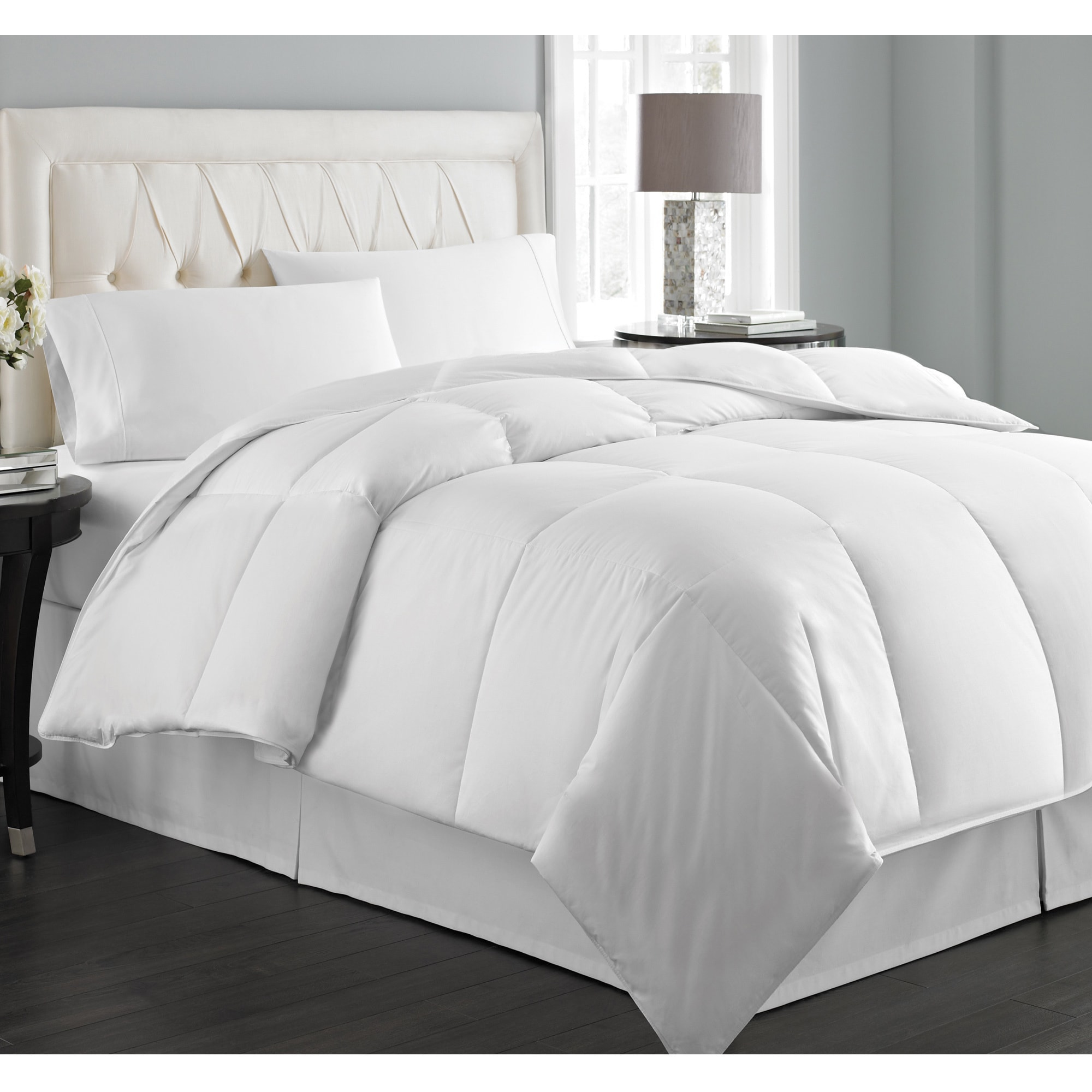 Shop all season supreme cotton down alternative comforter on sale free shipping today overstock com 1483149