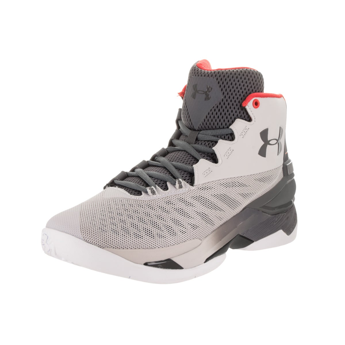 2c35b467c606 Shop Under Armour Men s Longshot Basketball Shoes - Free Shipping Today -  Overstock - 14964612