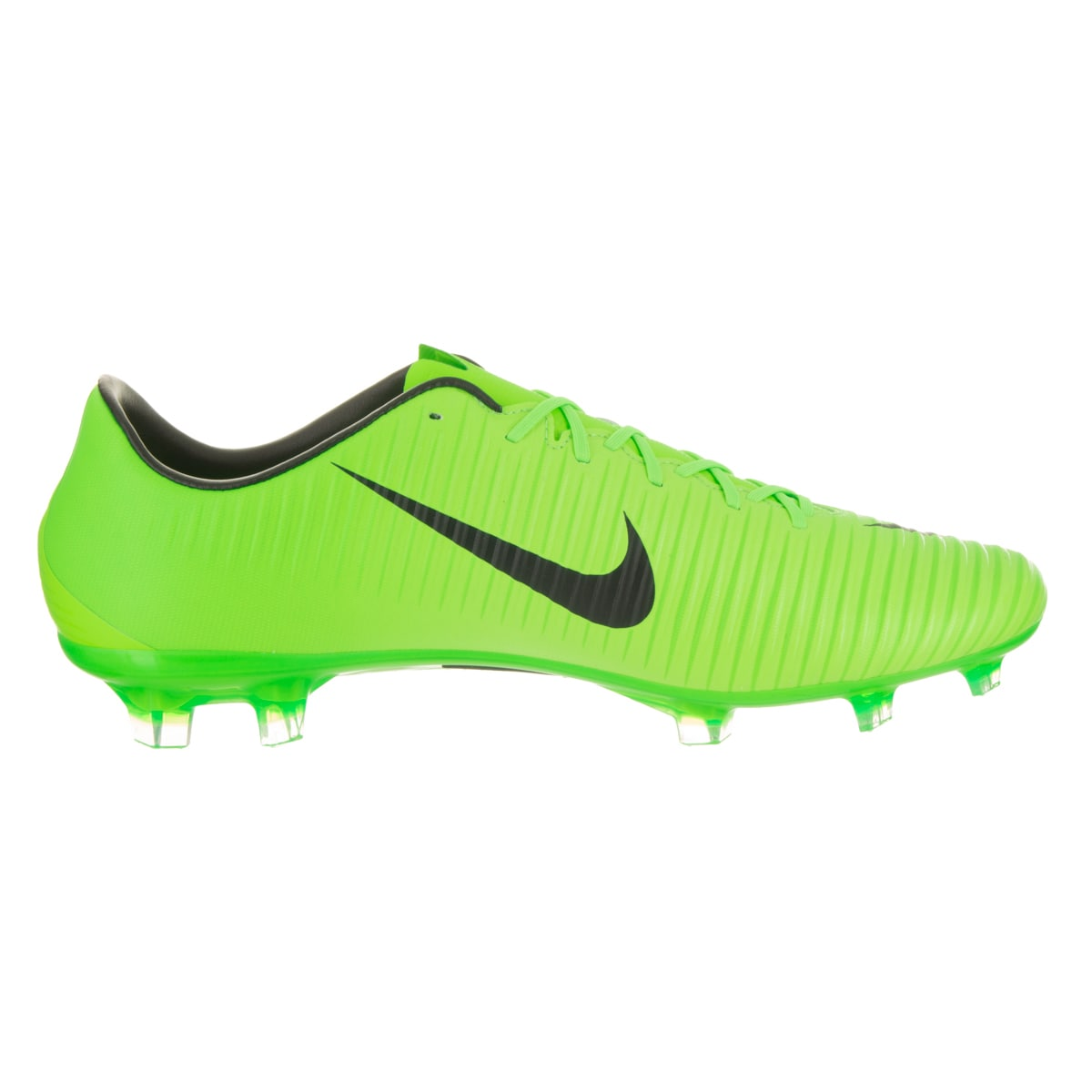 0c3144d69ec Shop Nike Men s Mercurial Veloce III Fg Electric Green Synthetic Leather  Soccer Cleat - Free Shipping Today - Overstock - 14967036