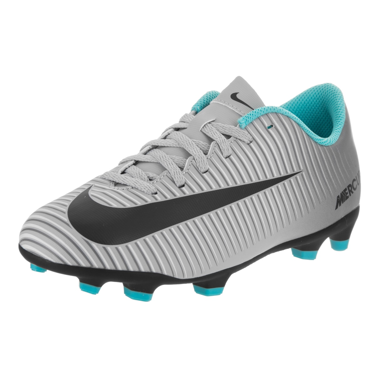 Shop Nike Kids JR Mercurial Vortex III Fg Soccer Cleats - Free Shipping  Today - Overstock - 14968741 91660ac873ee