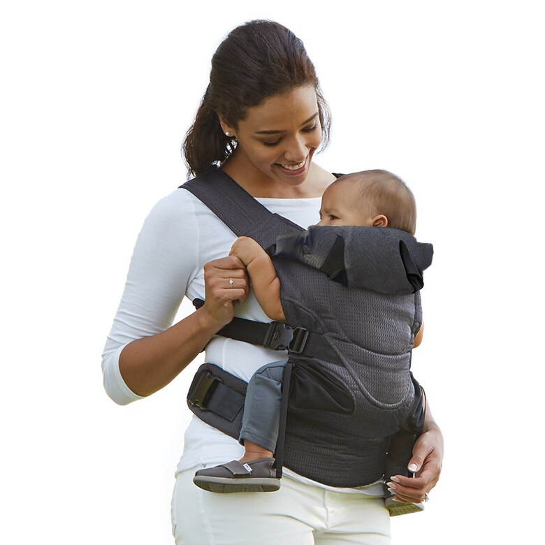 5d7883a33e1 Shop Contours Love 3-in-1 Baby and Child Carrier with 3 Positions and Easy  to Wear Front Buckles - Free Shipping Today - Overstock - 14987707