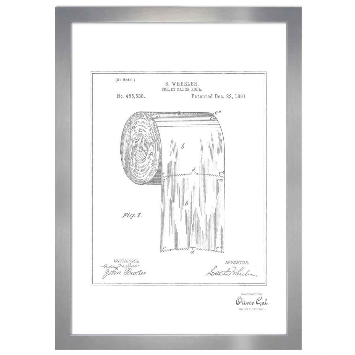 Impressive When Was Toilet Paper Invented Ideas