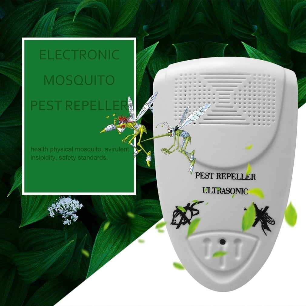 Shop Electronic Ultrasonic Anti Mosquito Repellent On Sale Free Repellents By Circuit Shipping Orders Over 45 15002253