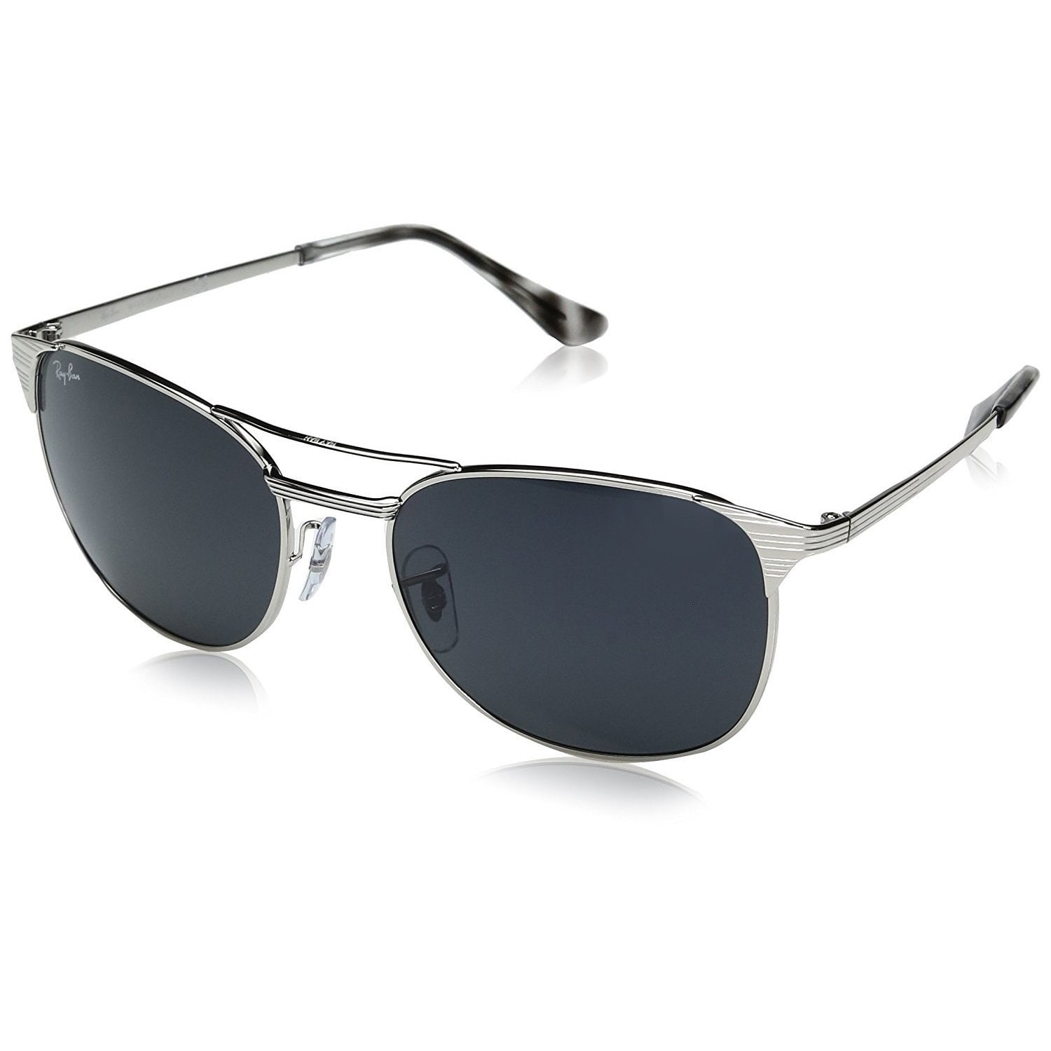 aec9403252 Shop Ray-Ban RB3429M 003 R5 Men s Silver Frame Blue Grey Classic Lens  Sunglasses - Ships To Canada - Overstock.ca - 15002722