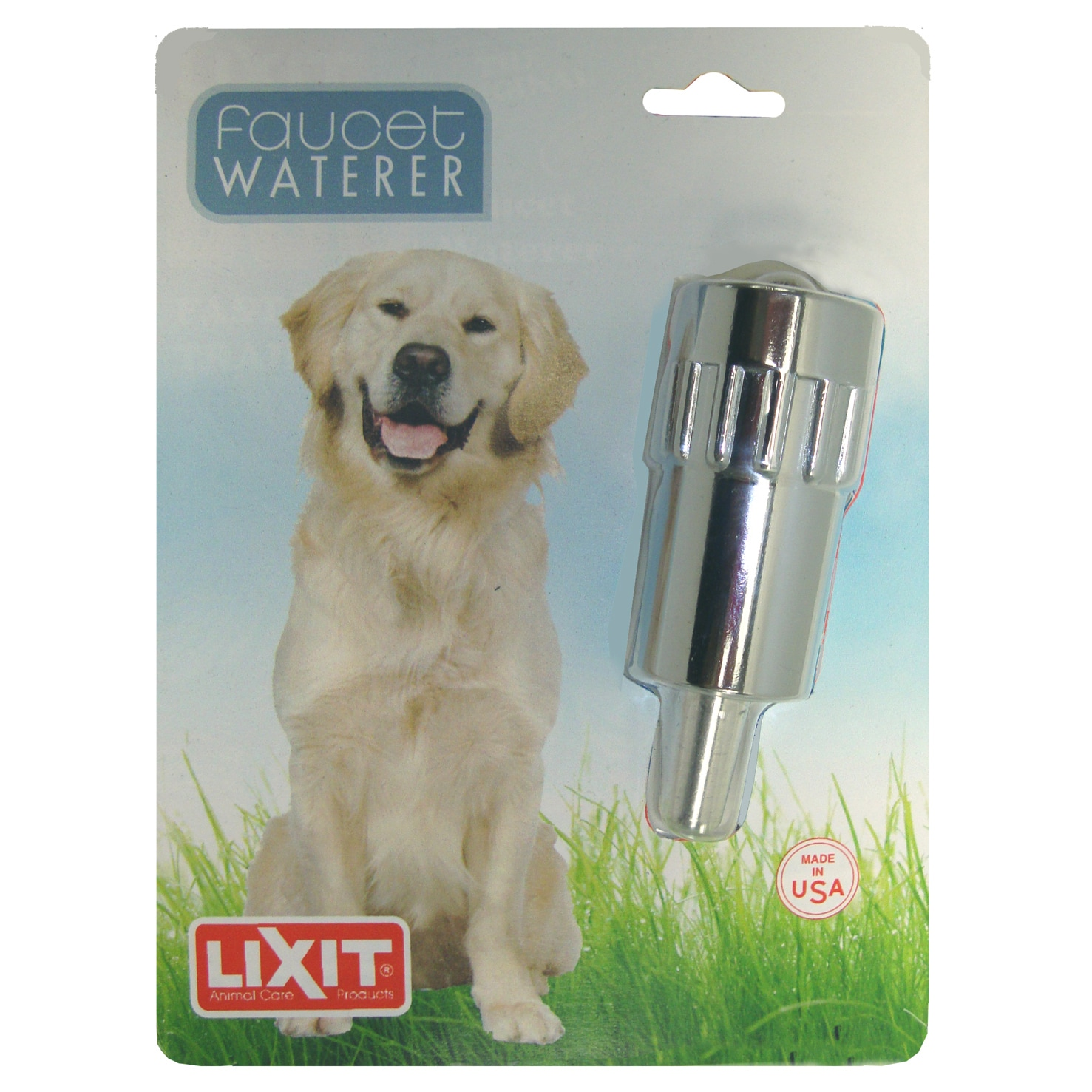Lixit Dog Faucet Waterer - Free Shipping On Orders Over $45 ...