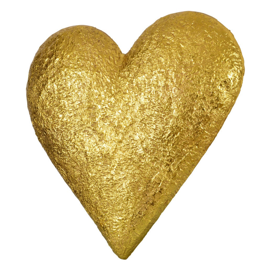 Funky Metal Heart Wall Decor Adornment - The Wall Art Decorations ...