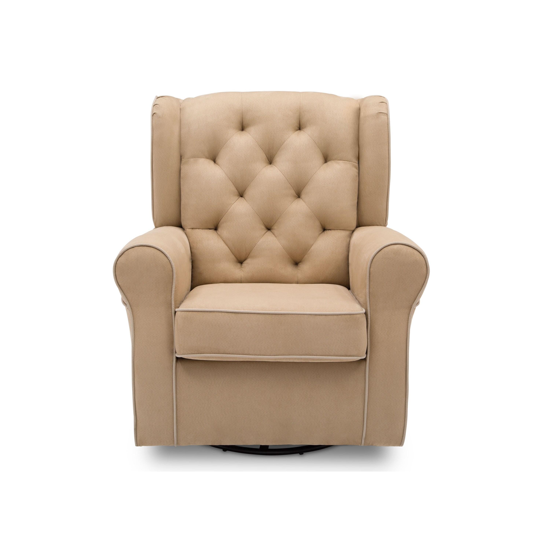 Shop Delta Children Emerson Nursery Glider Swivel Rocker Chair ...