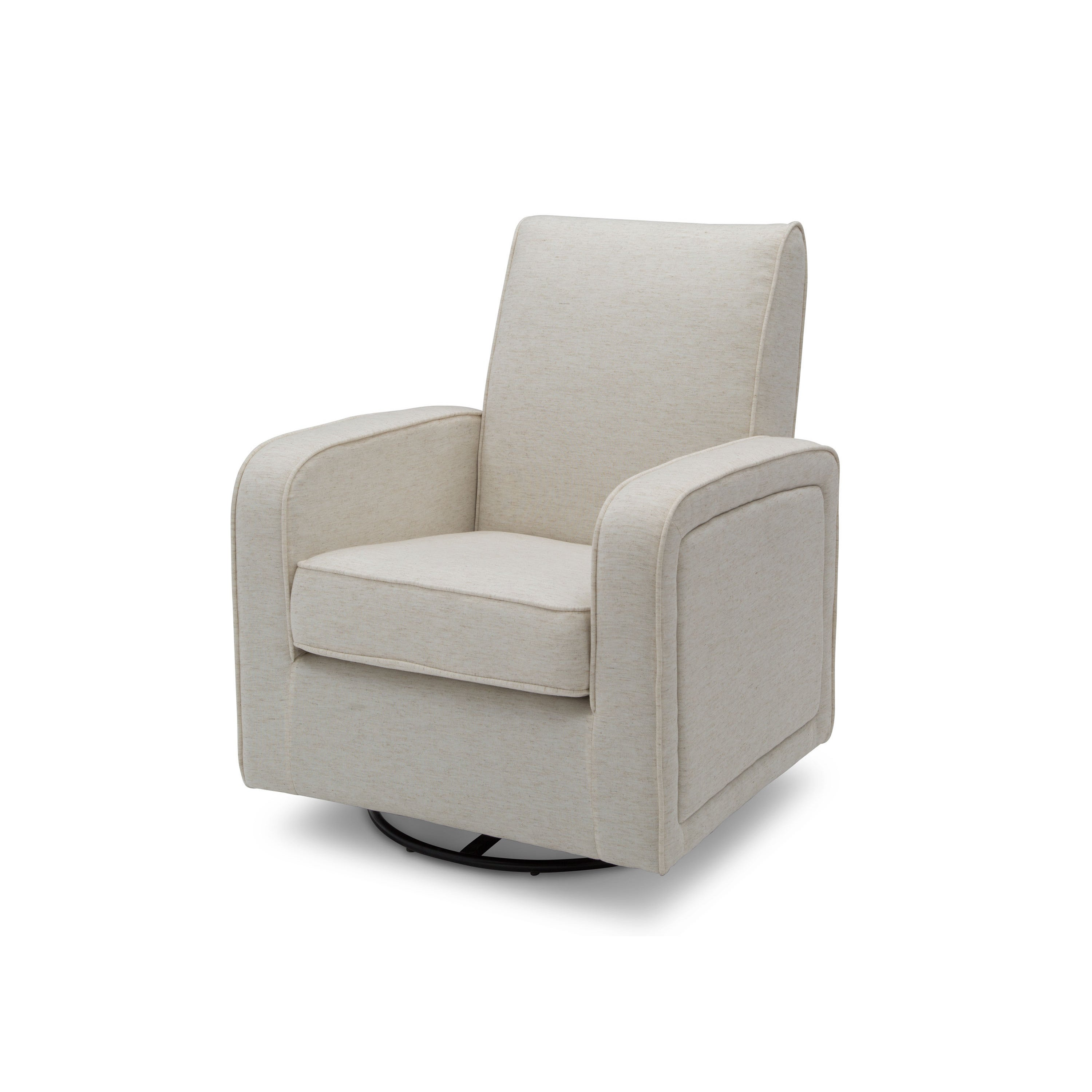 Delicieux Shop Delta Children Charlotte Nursery Glider Swivel Rocker Chair, Sand    Free Shipping Today   Overstock.com   15020076