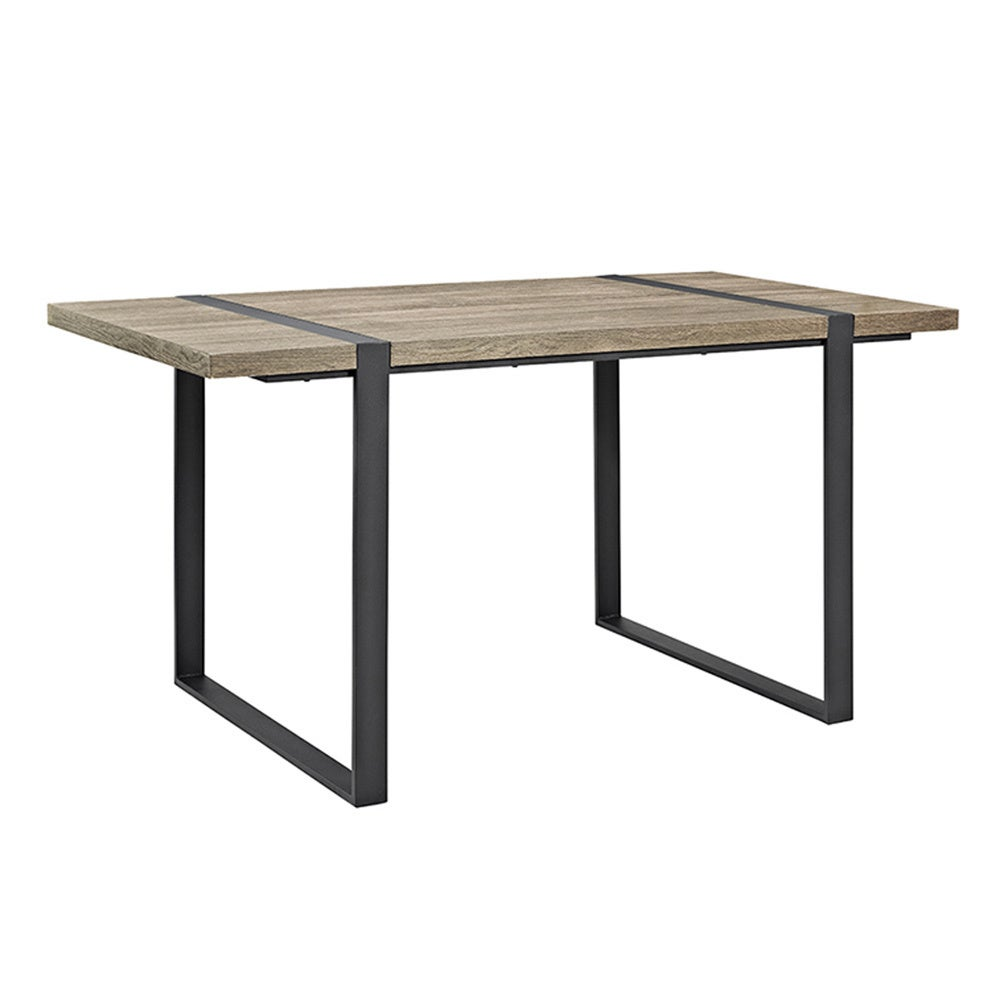 60-inch Urban Blend Driftwood Dining Table - Free Shipping Today -  Overstock.com - 21525869