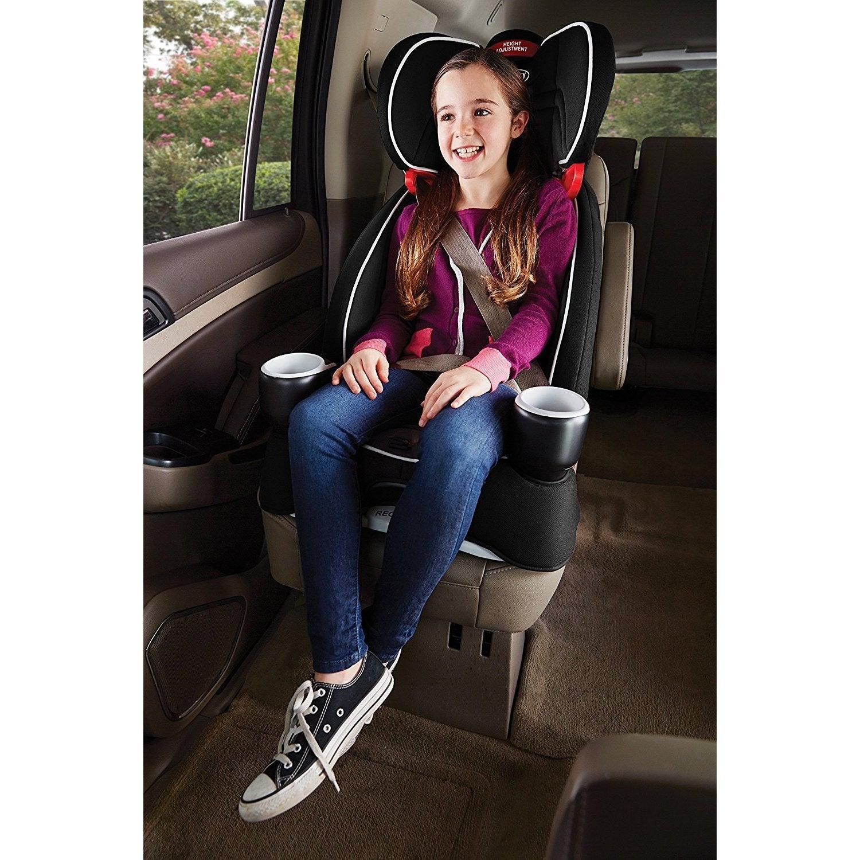 Shop Graco Atlas 65 Glacier 2 In 1 Harness Booster Car Seat