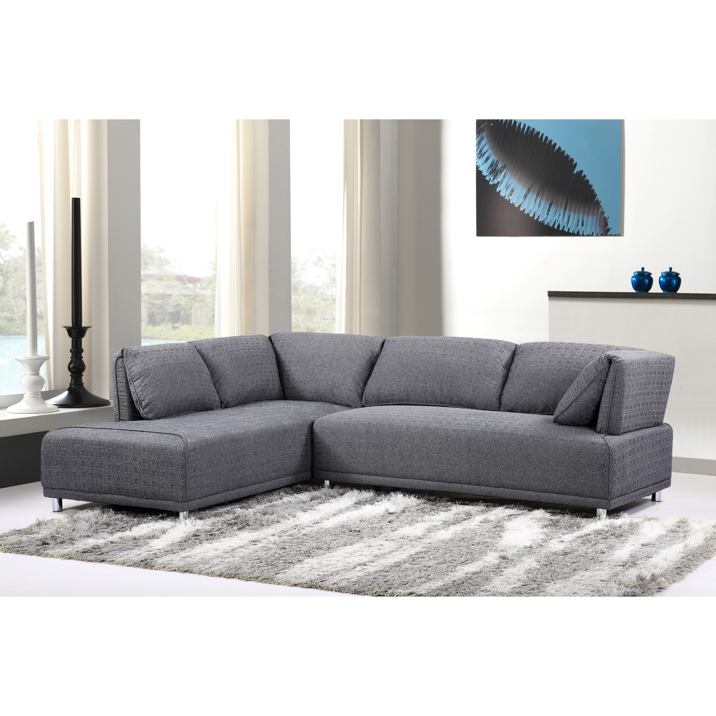 sectional w l by ashley chaise sofa right collections signature alliston design left lss item chocolate fish tufting durablend
