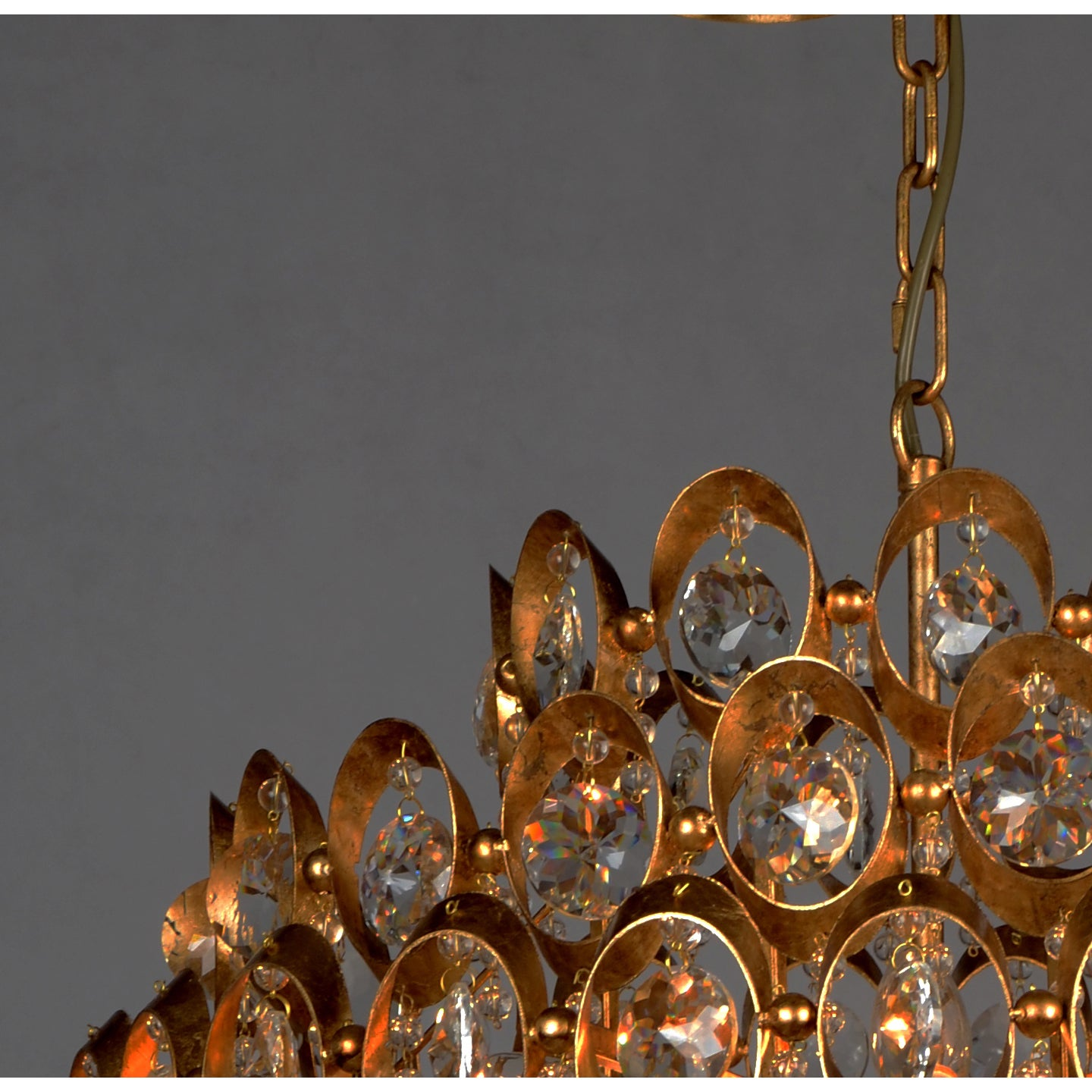 Y decor 12 light crystal chandelier in gold finish free shipping y decor 12 light crystal chandelier in gold finish free shipping today overstock 21544959 arubaitofo Image collections