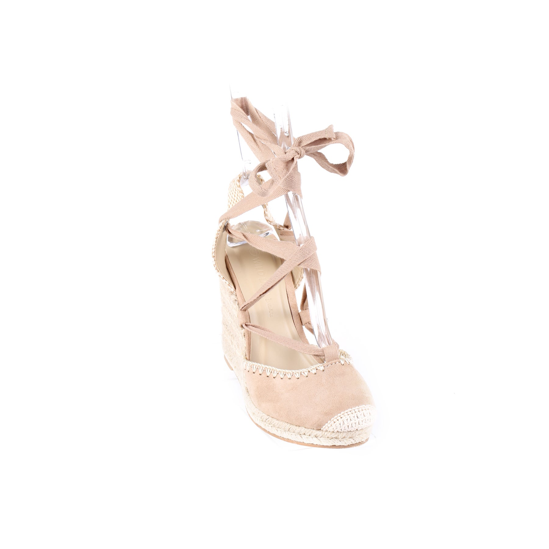 c3b90be05 Shop Xehar Women s Casual Strappy Heeled Wedge Sandal - Free ...