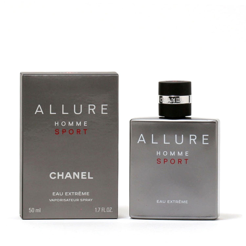 Shop Chanel Allure Homme Sport Eau Extreme Men s 1.7-ounce Eau de Toilette  Spray - Free Shipping Today - Overstock.com - 15070703 5aa4bf3e548