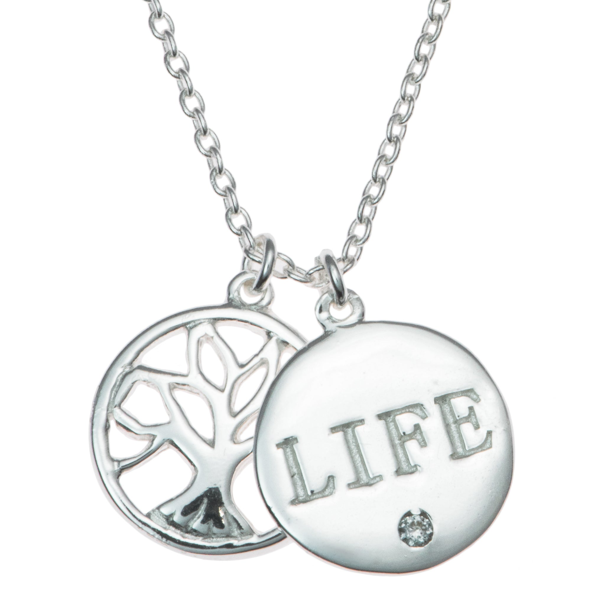 oliver barcelona of sophie tree silver necklace life