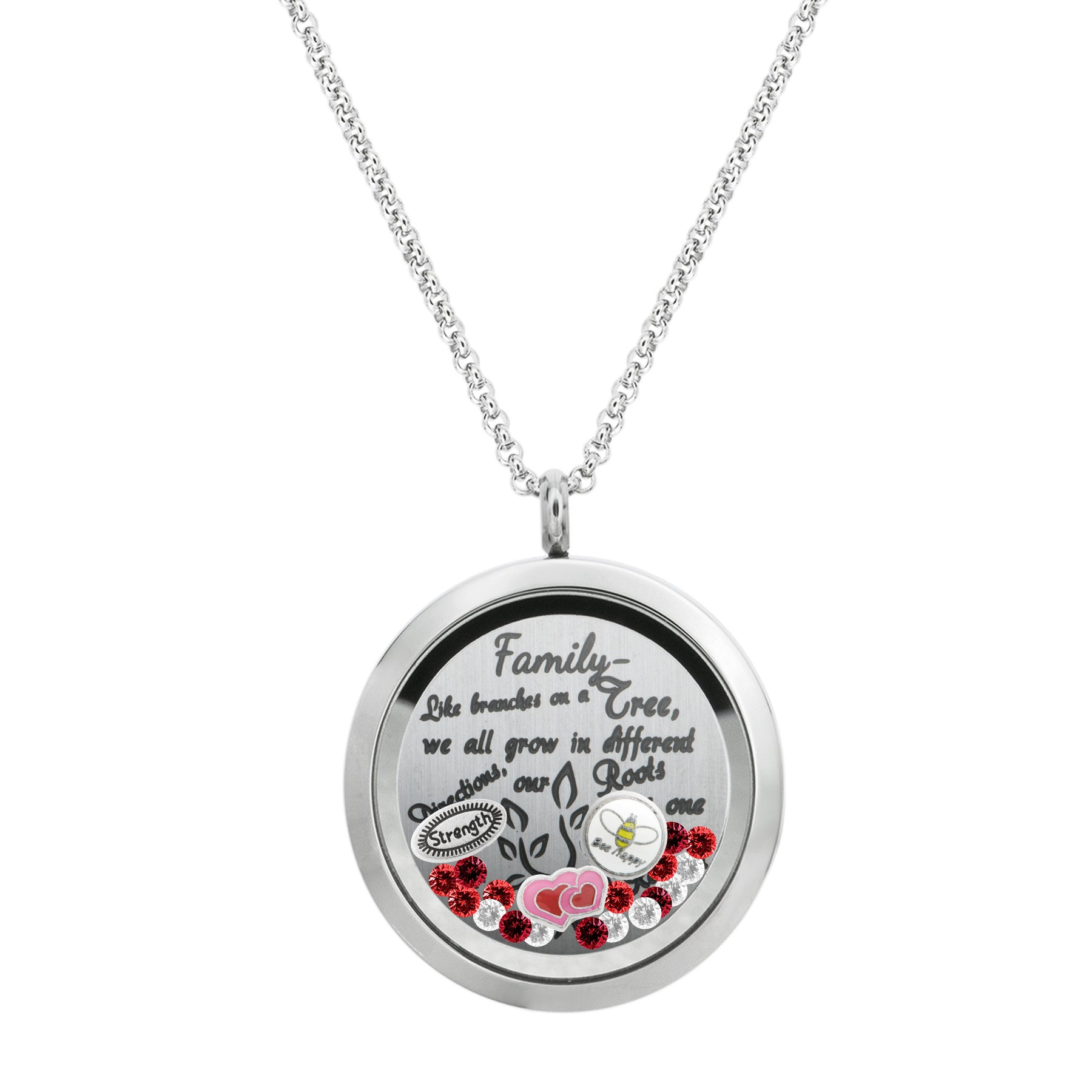 charm minnie collection petite memories mzcb c necklace floating pancharmbracelets disney com icon locket pandora enamel black red lockets amp