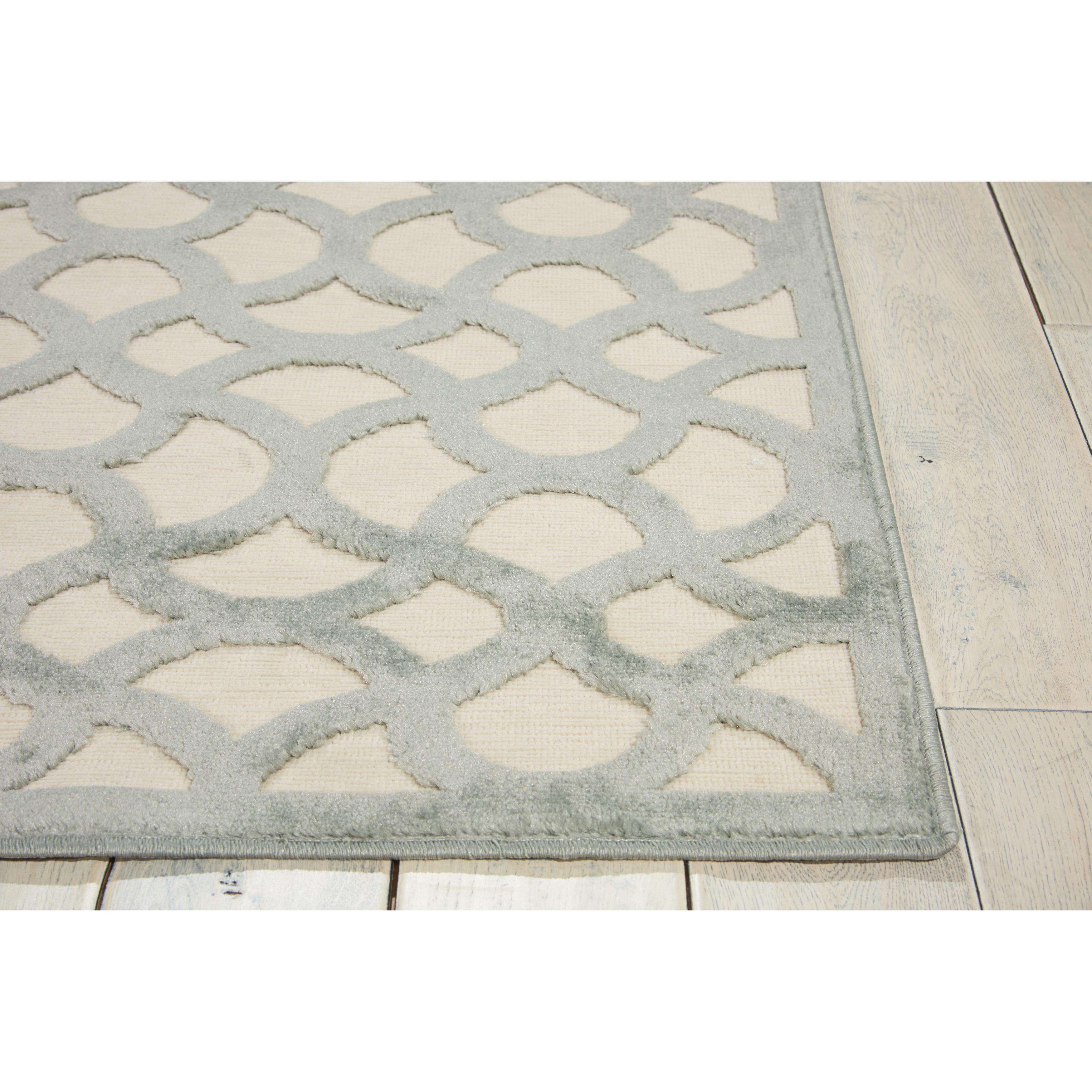 Indoor/Outdoor Rug Squared Montrose Mat (2\'2X3\'9) - 2\'2 x 3\'9 - Free ...