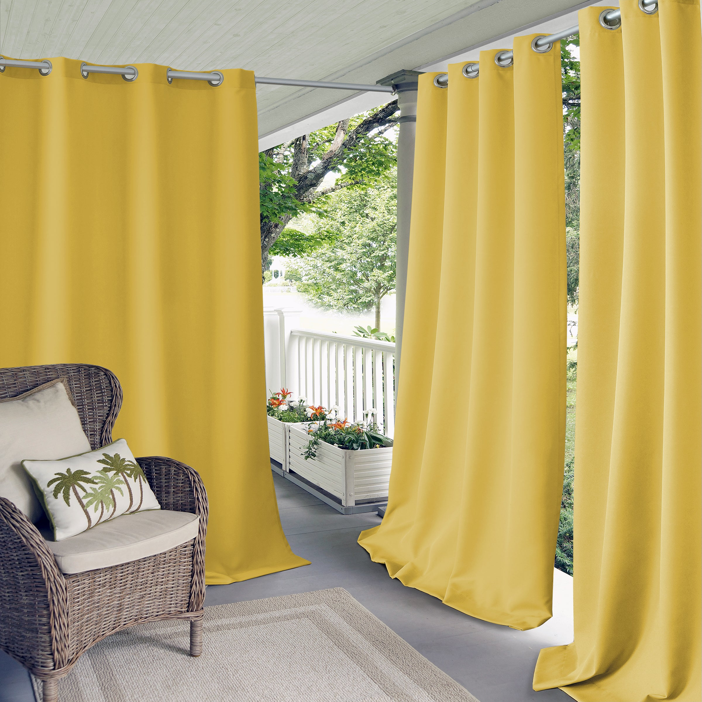 outdoor decorating for panels exciting curtain inspiring pin