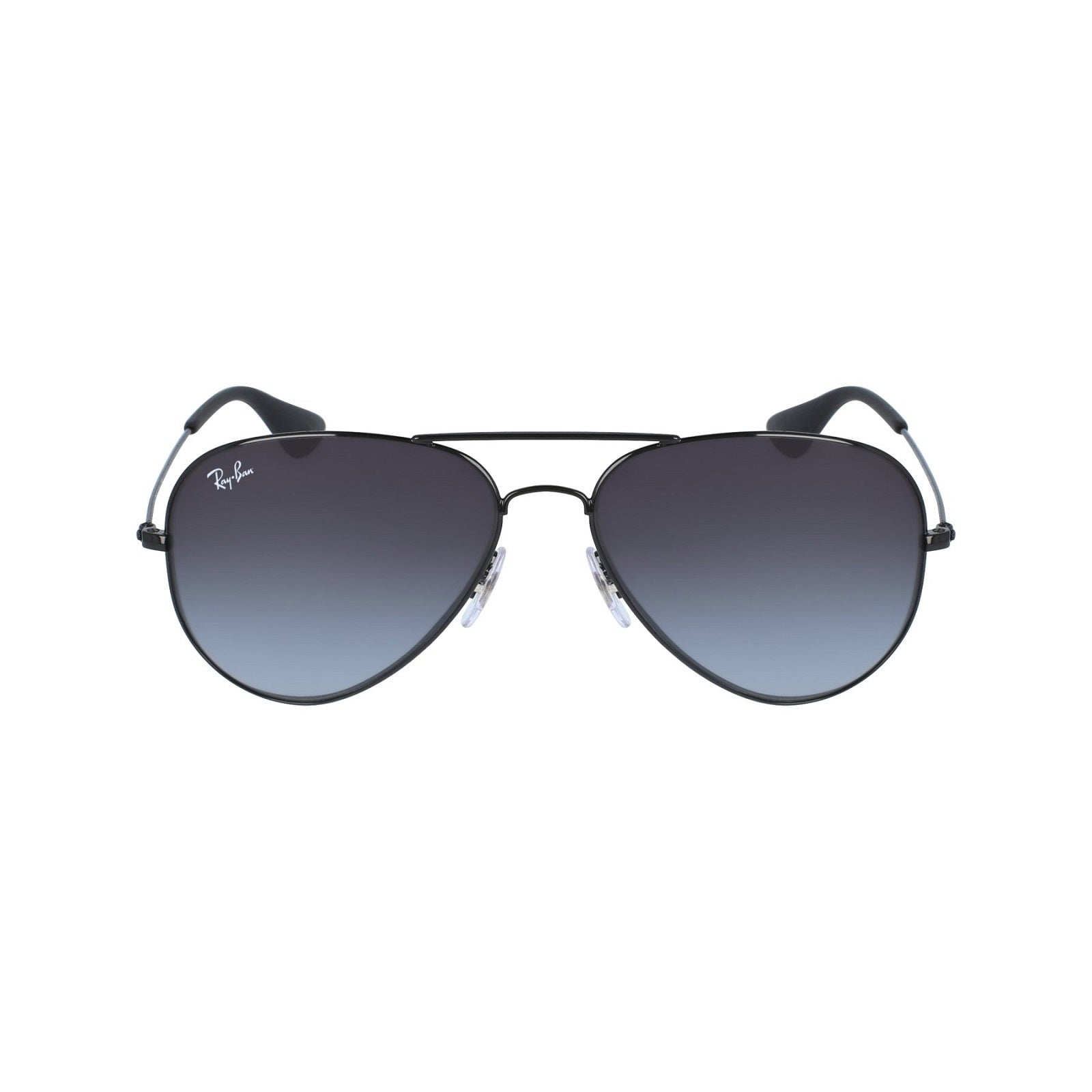 4affcae3592 Shop Ray-Ban RB3558 002 8G Unisex Black Frame Grey Gradient Lens Sunglasses  - Free Shipping Today - Overstock - 15078999