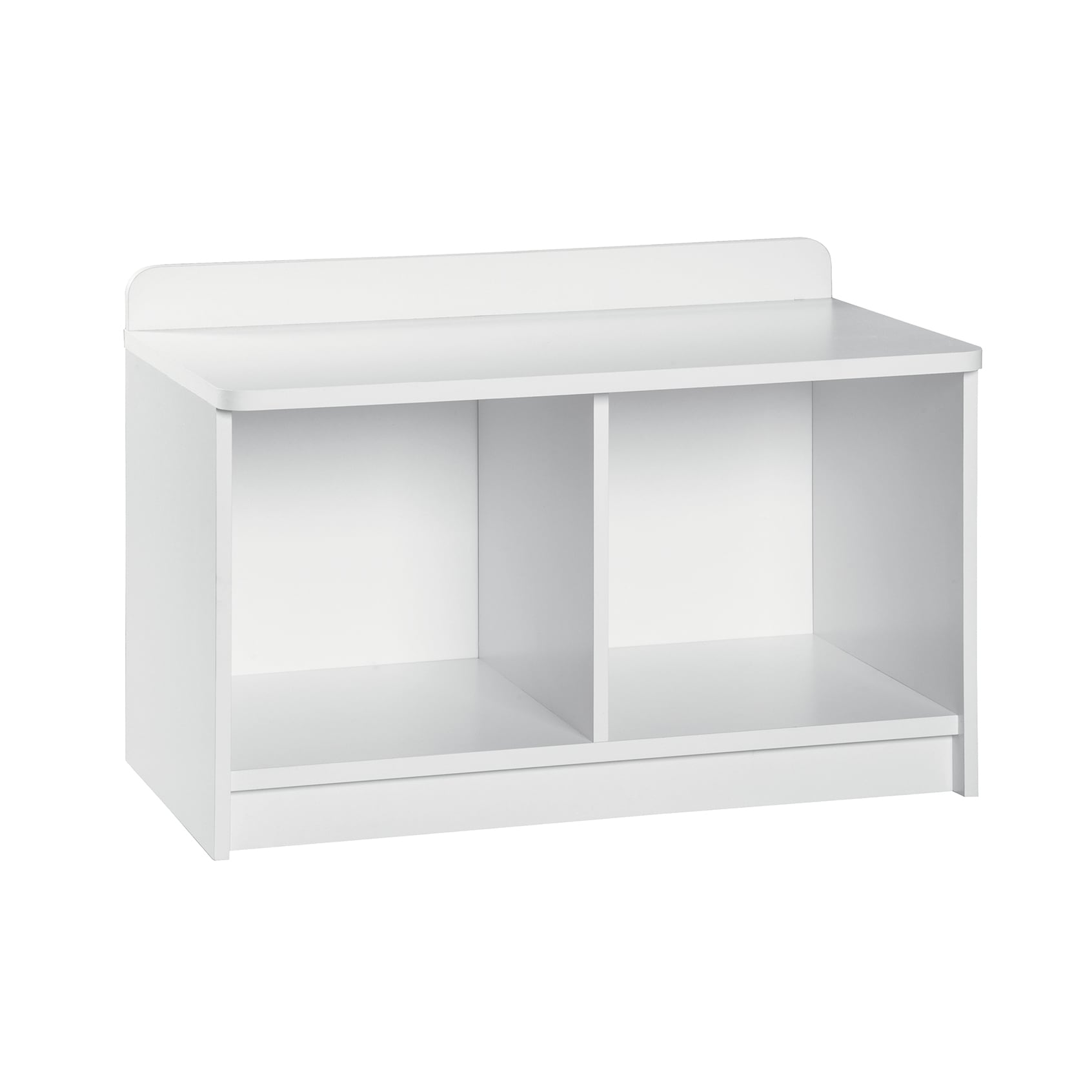 Shop ClosetMaid Kidspace White Small Storage Bench   Free Shipping On  Orders Over $45   Overstock.com   15095908