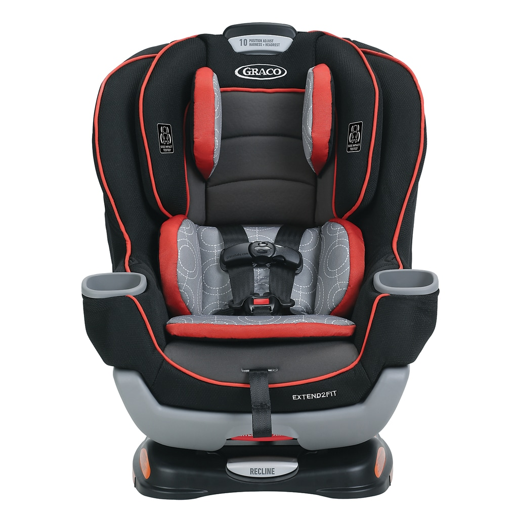 Shop Graco Solar Extend2Fit Convertible Car Seat