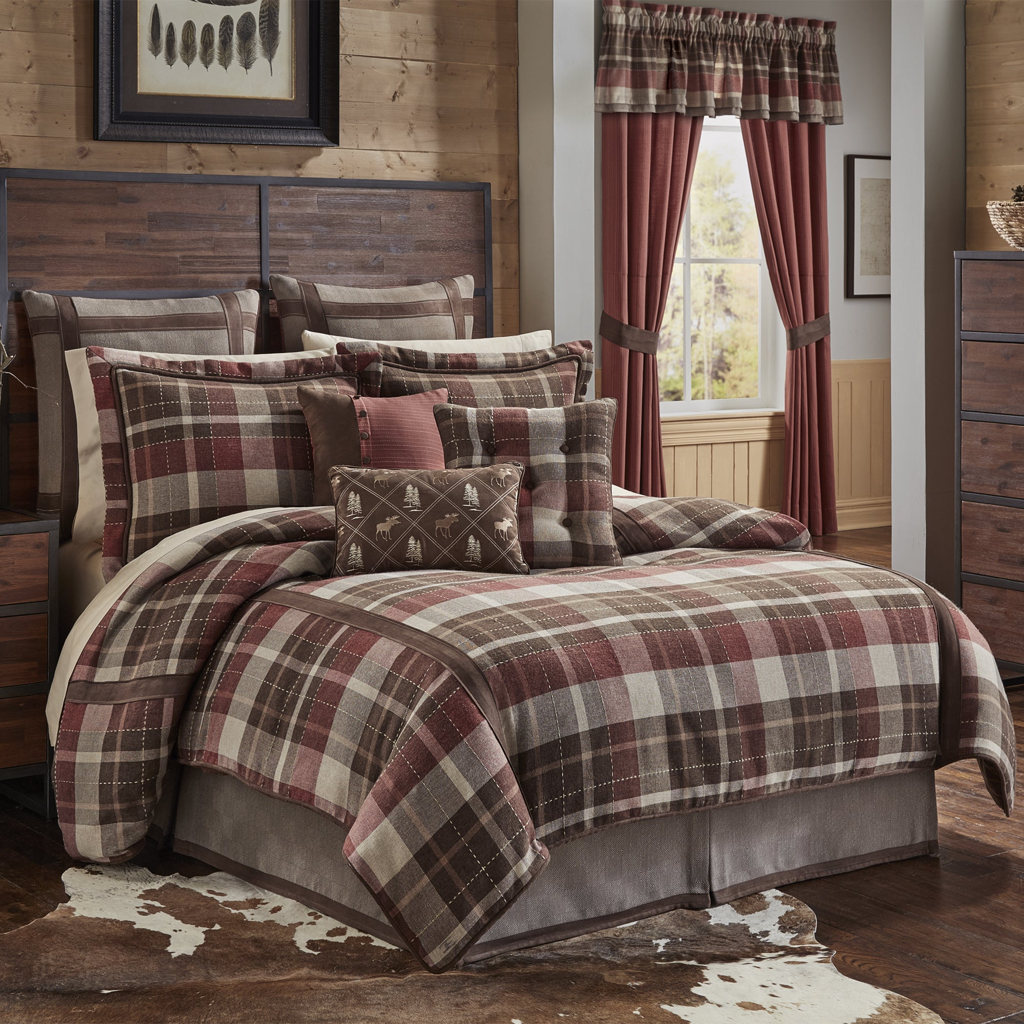 piece sets bath today overstock croscill shipping product free comforter set pennington bedding