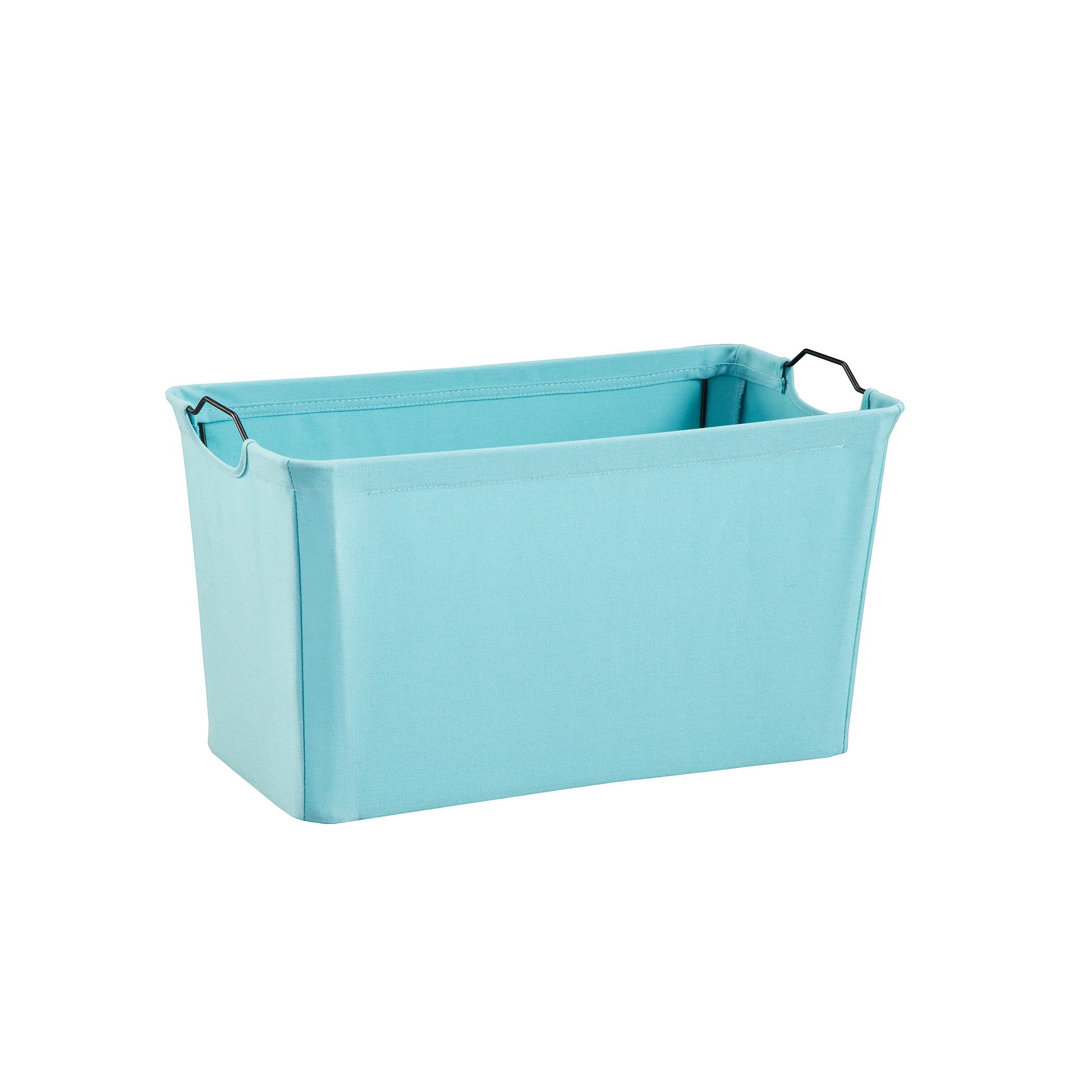 ClosetMaid Wire Frame Wide Fabric Bin - Free Shipping On Orders Over ...