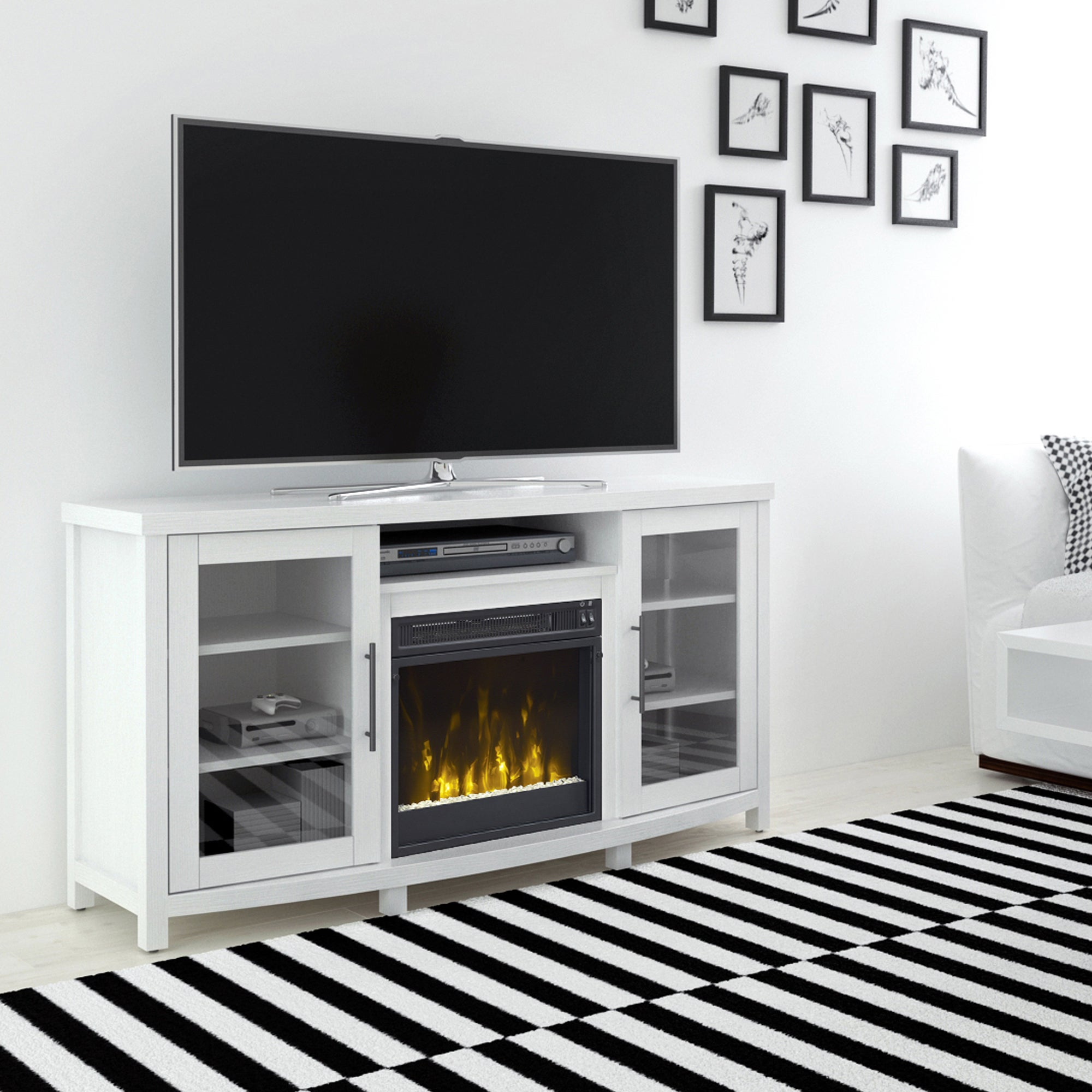 item stands white leon product furniture room click living s tv to image change stand fireplace sorenson
