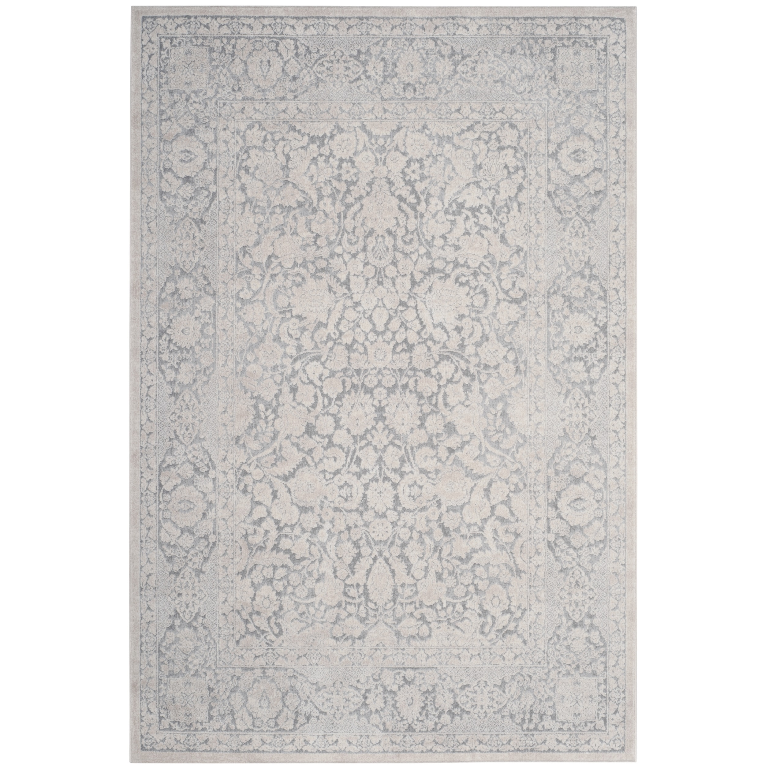 buy amore design nourison area products rug collection cream grey in and shag by