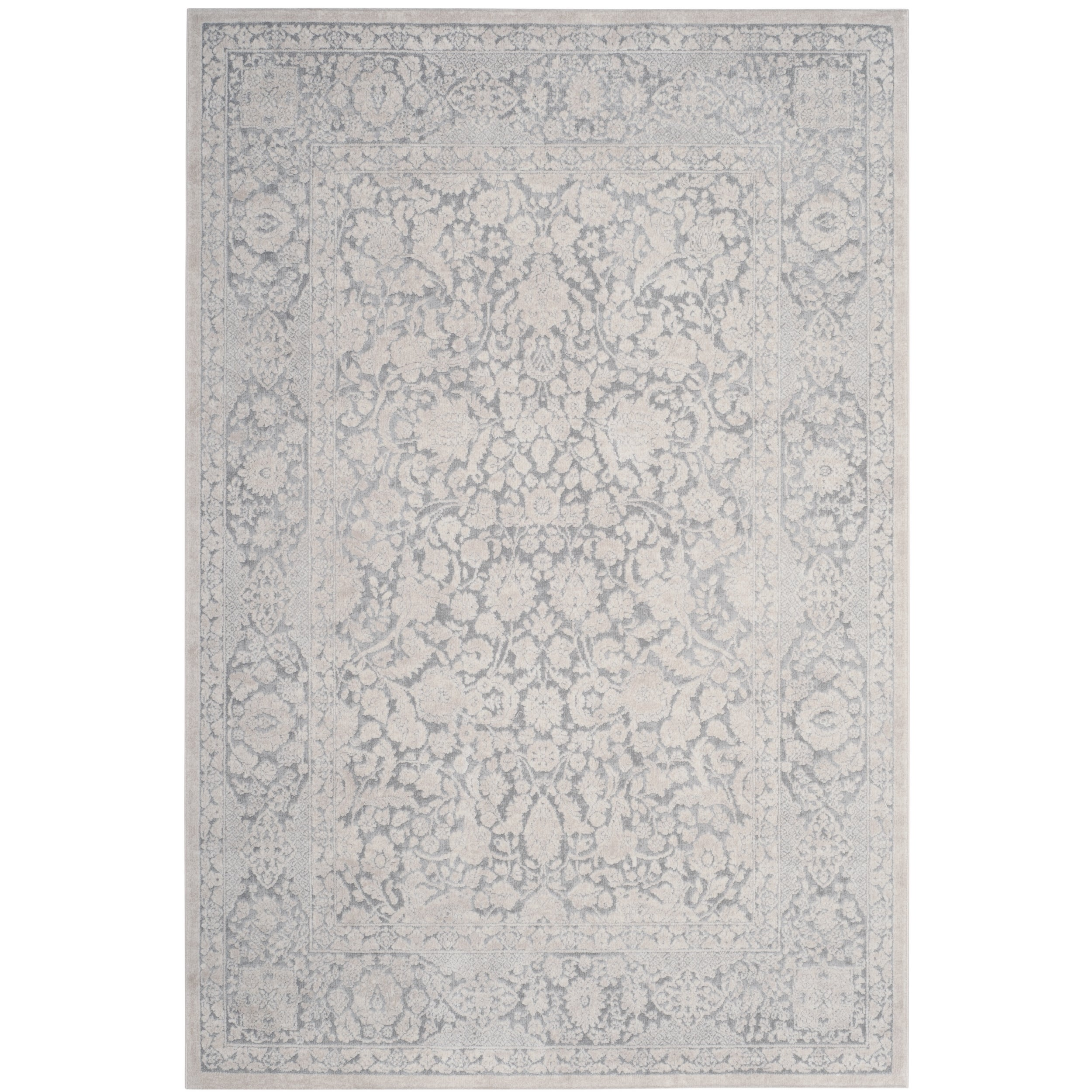 rugs cream zin gray gold ikat rug area grey wool home and